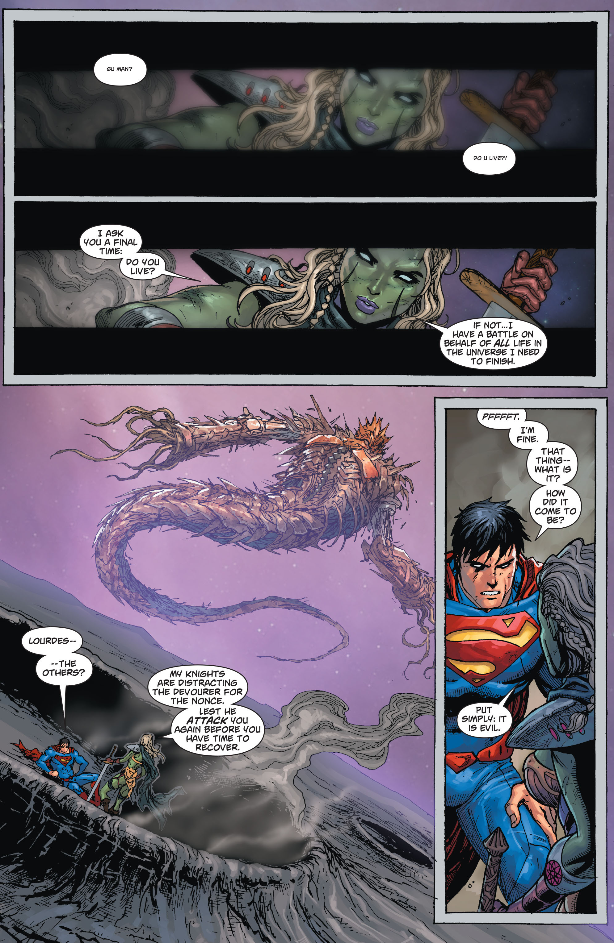 Read online Action Comics (2011) comic -  Issue #23 - 11