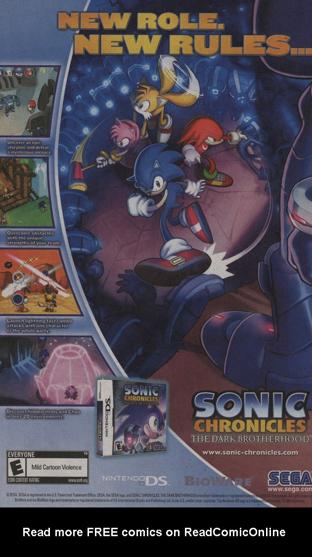 Read online Sonic X comic -  Issue #39 - 8