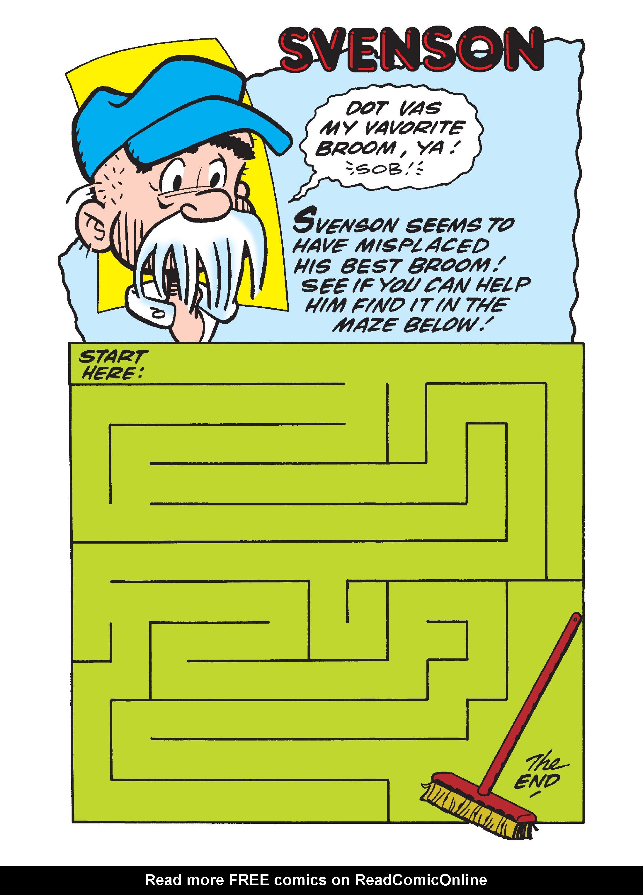 Read online Archie 1000 Page Comics Bonanza comic -  Issue #1 (Part 1) - 135