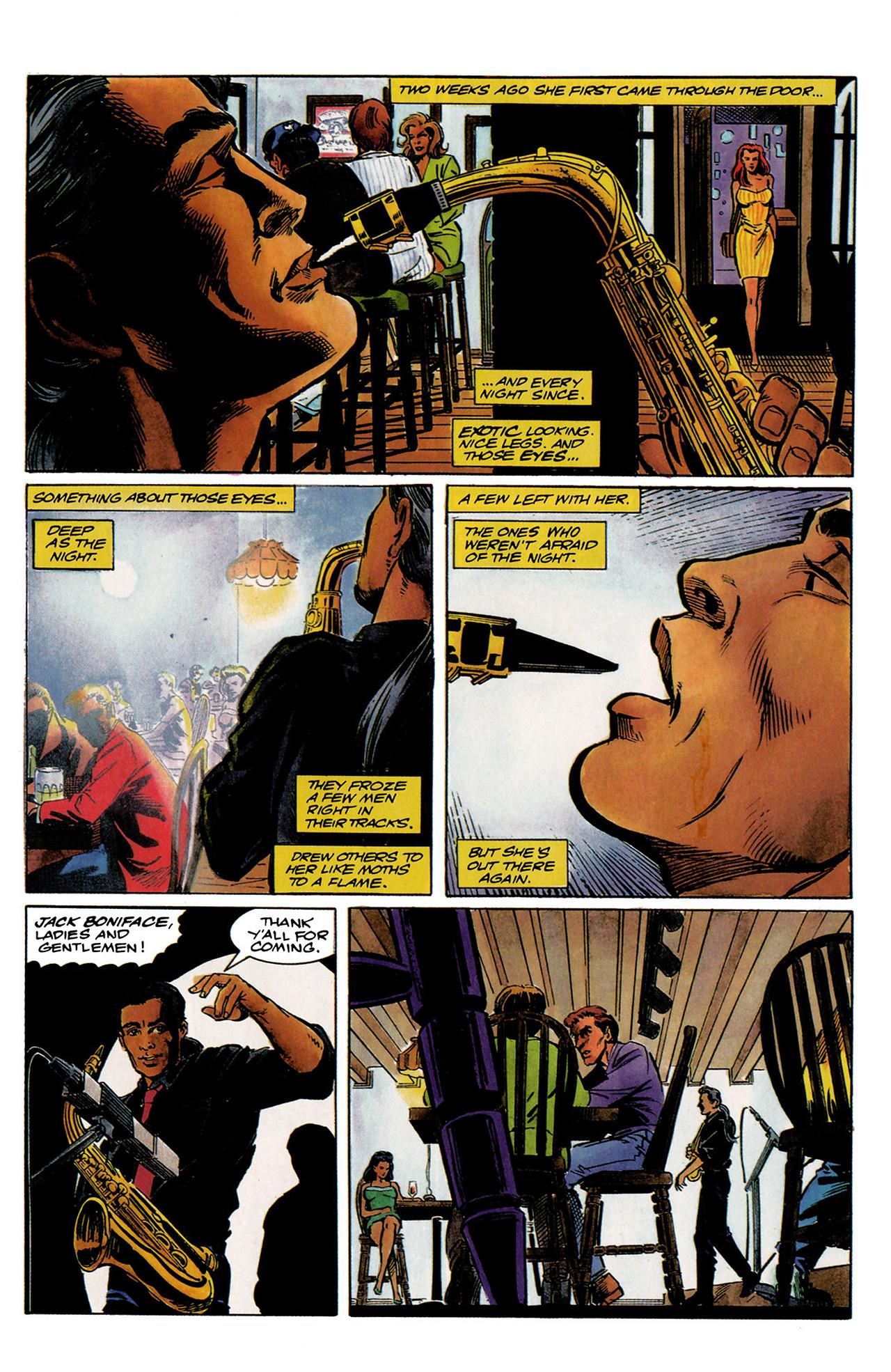 Read online Shadowman (1992) comic -  Issue #1 - 4
