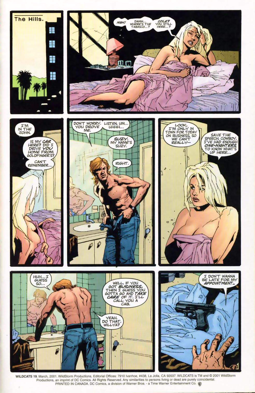 Wildcats (1999) Issue #19 #20 - English 2