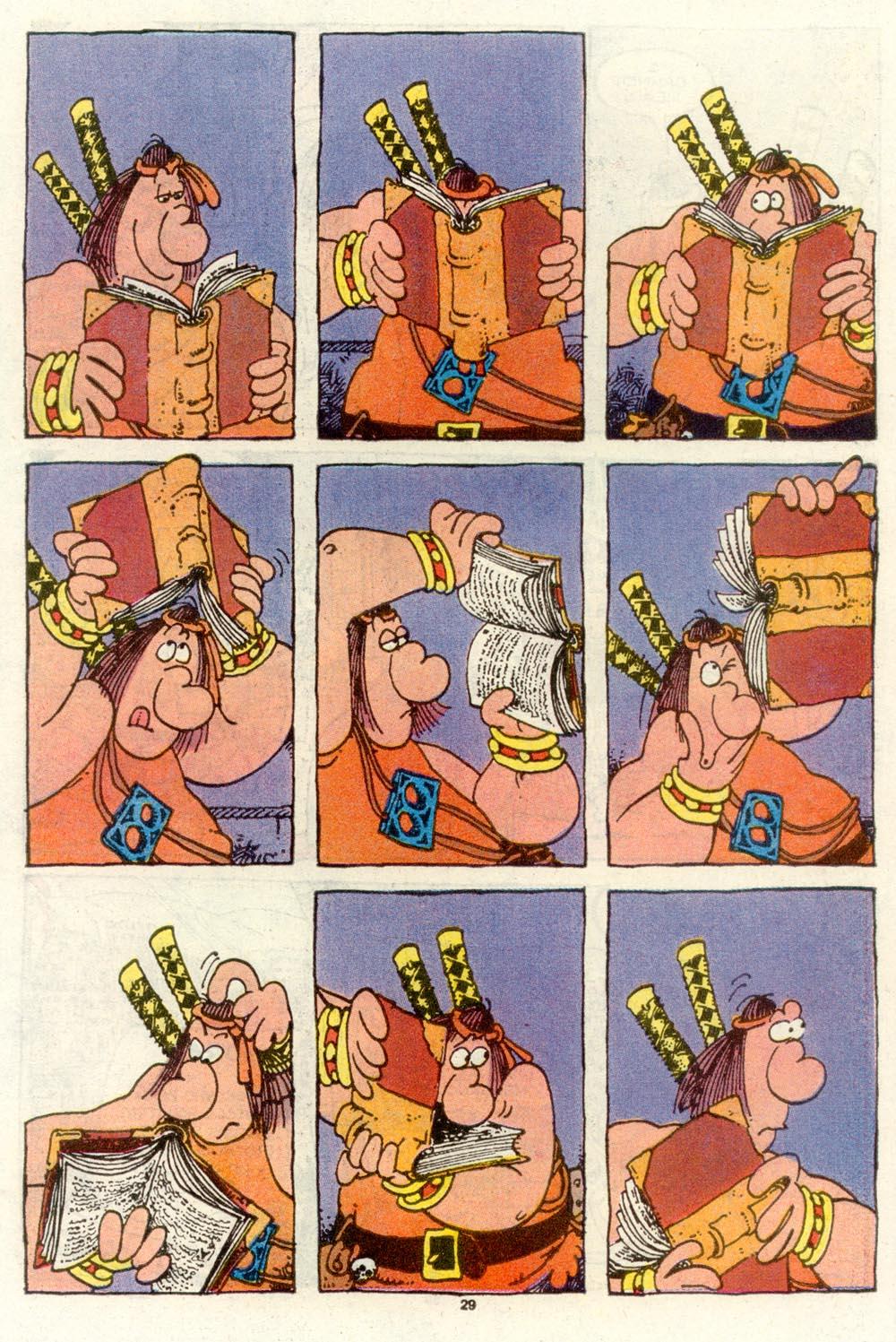 Read online Sergio Aragonés Groo the Wanderer comic -  Issue #78 - 23