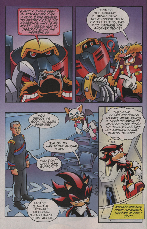 Read online Sonic Universe comic -  Issue #3 - 5