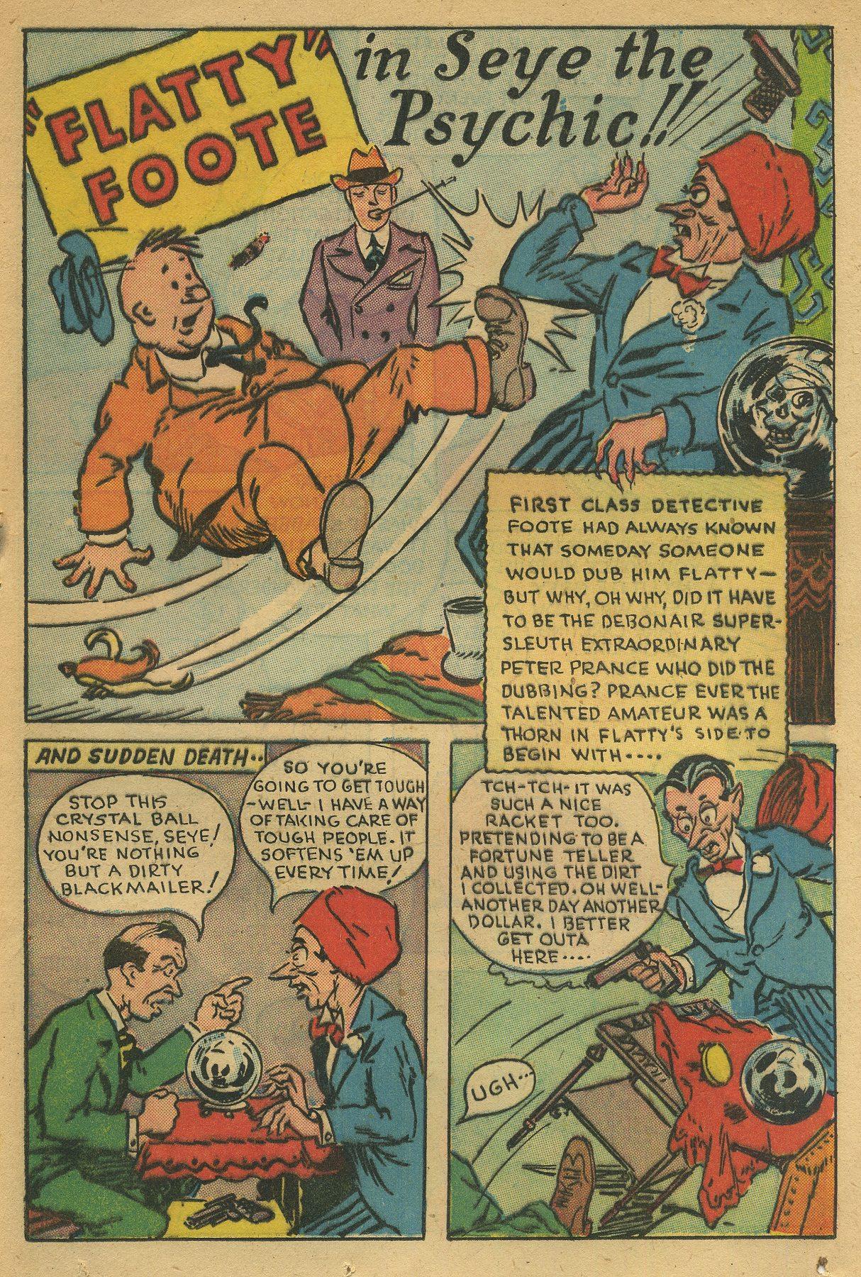 Read online Shadow Comics comic -  Issue #49 - 37