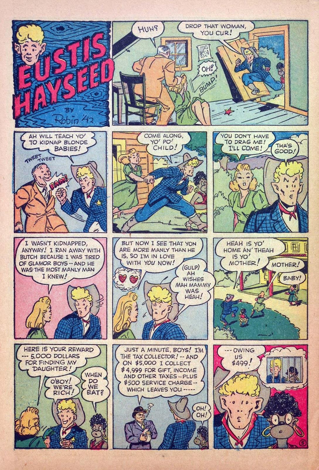 Read online Joker Comics comic -  Issue #4 - 56