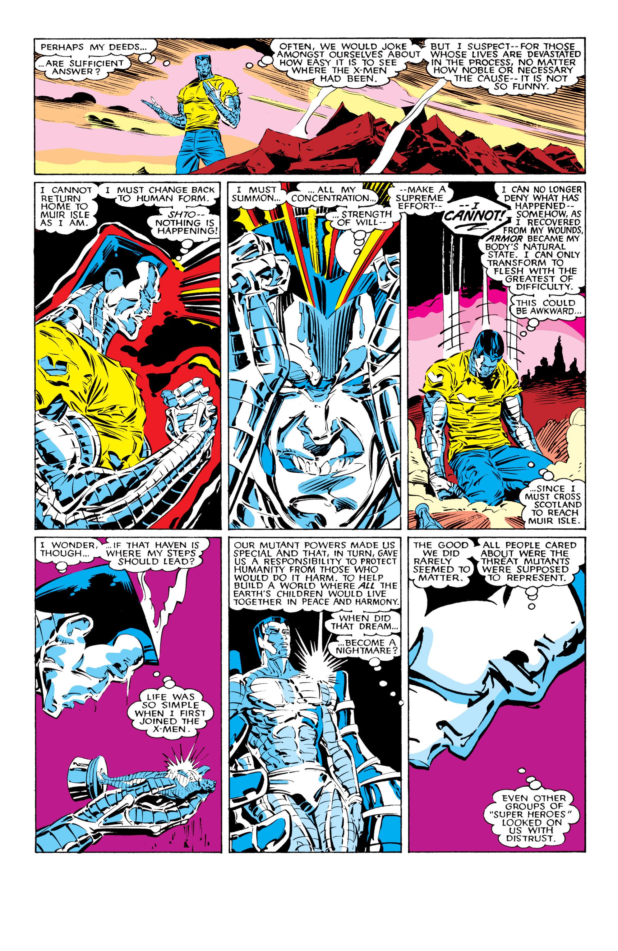 Read online Uncanny X-Men (1963) comic -  Issue #225 - 11