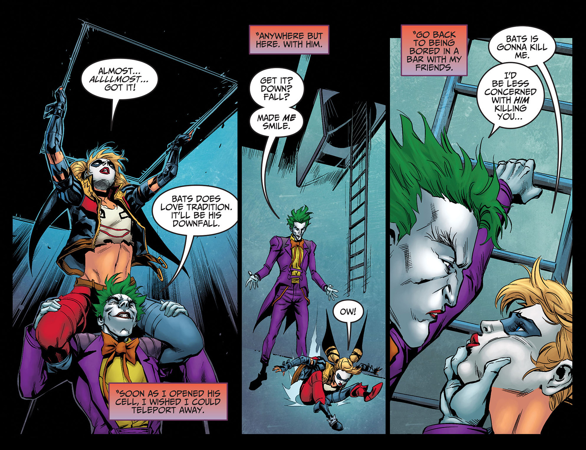 Read online Injustice: Ground Zero comic -  Issue #14 - 22