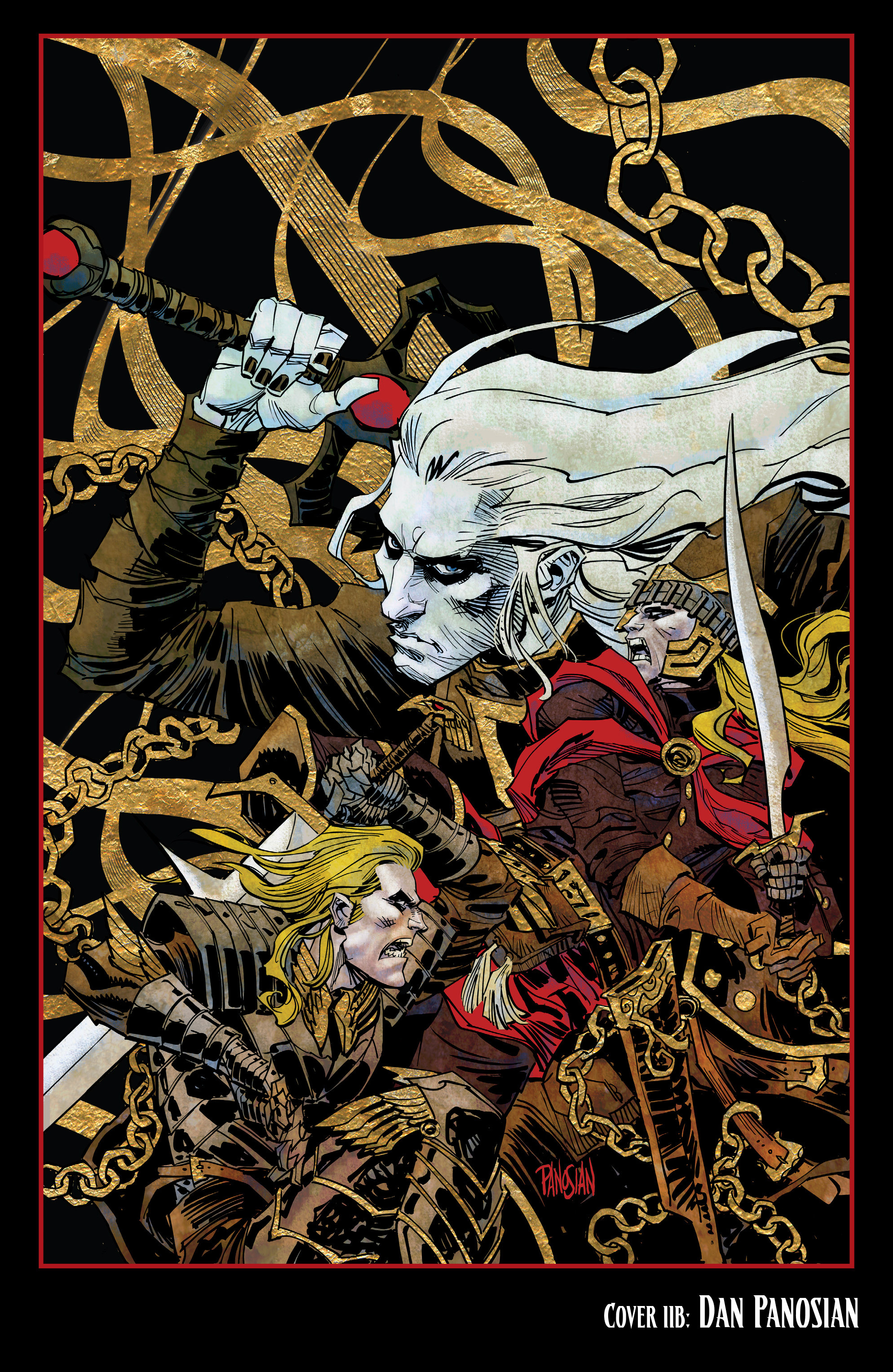 Read online Elric: The Balance Lost comic -  Issue # TPB 3 - 99