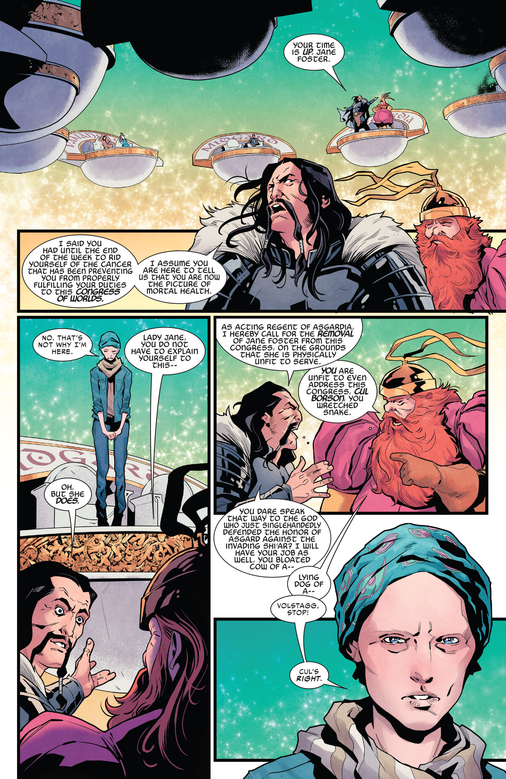 Read online Mighty Thor (2016) comic -  Issue #19 - 15