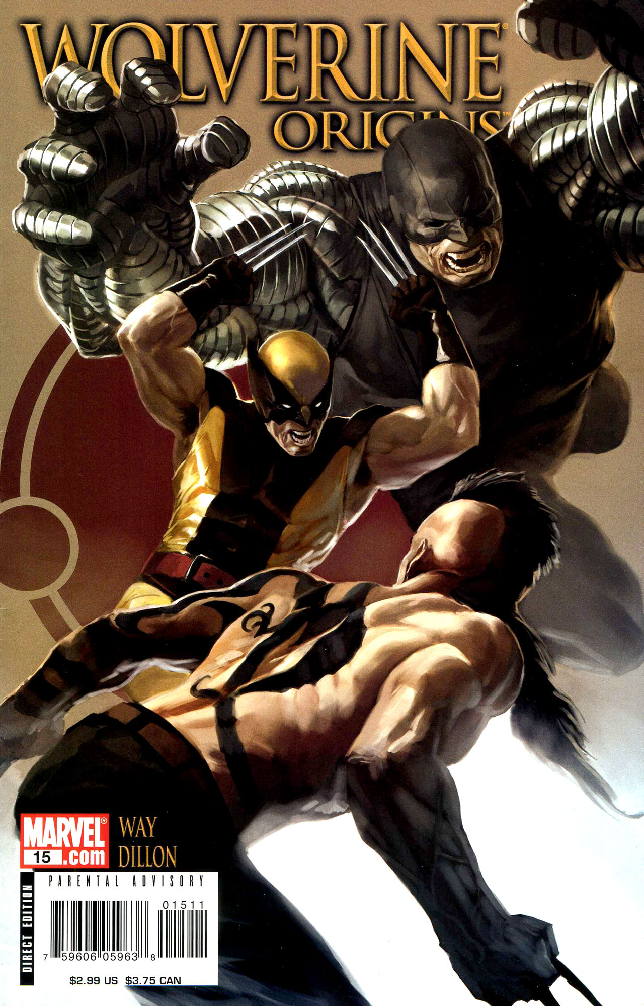 Read online Wolverine: Origins comic -  Issue #15 - 1