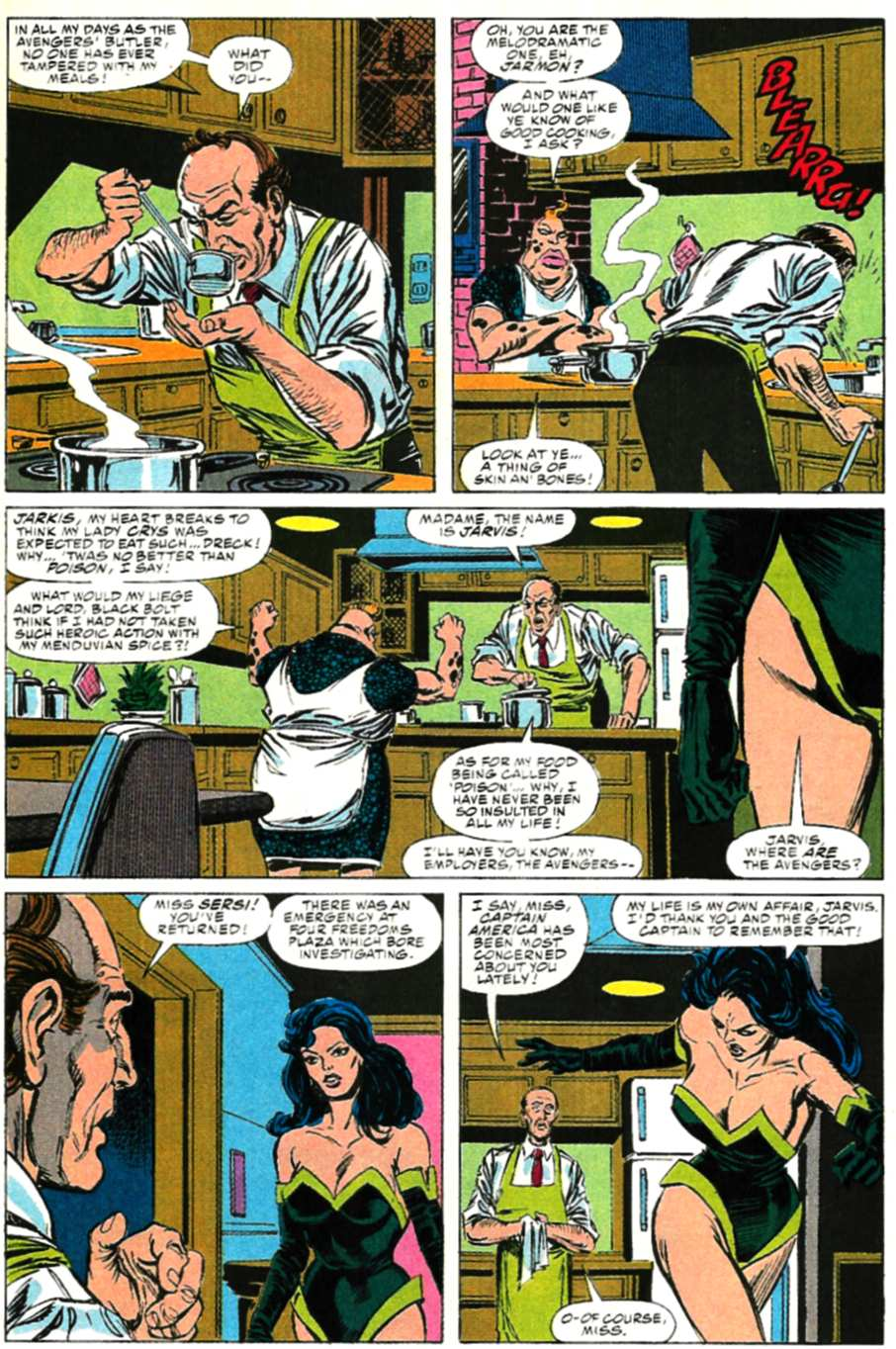The Avengers (1963) 344 Page 9