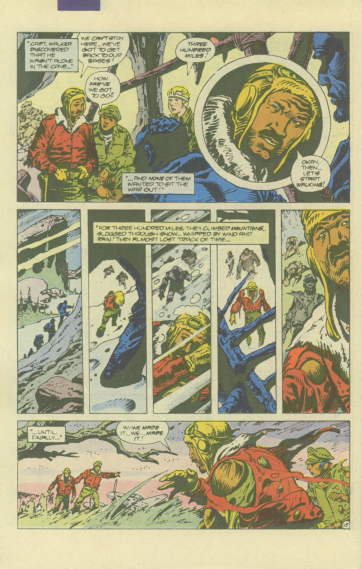 Read online Sgt. Rock comic -  Issue #406 - 19