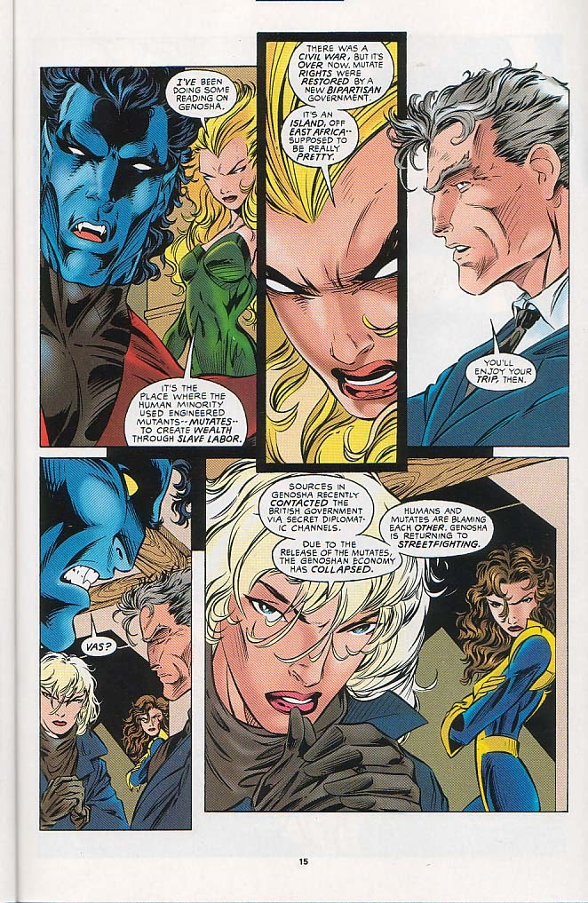 Excalibur (1988) issue 86 - Page 10
