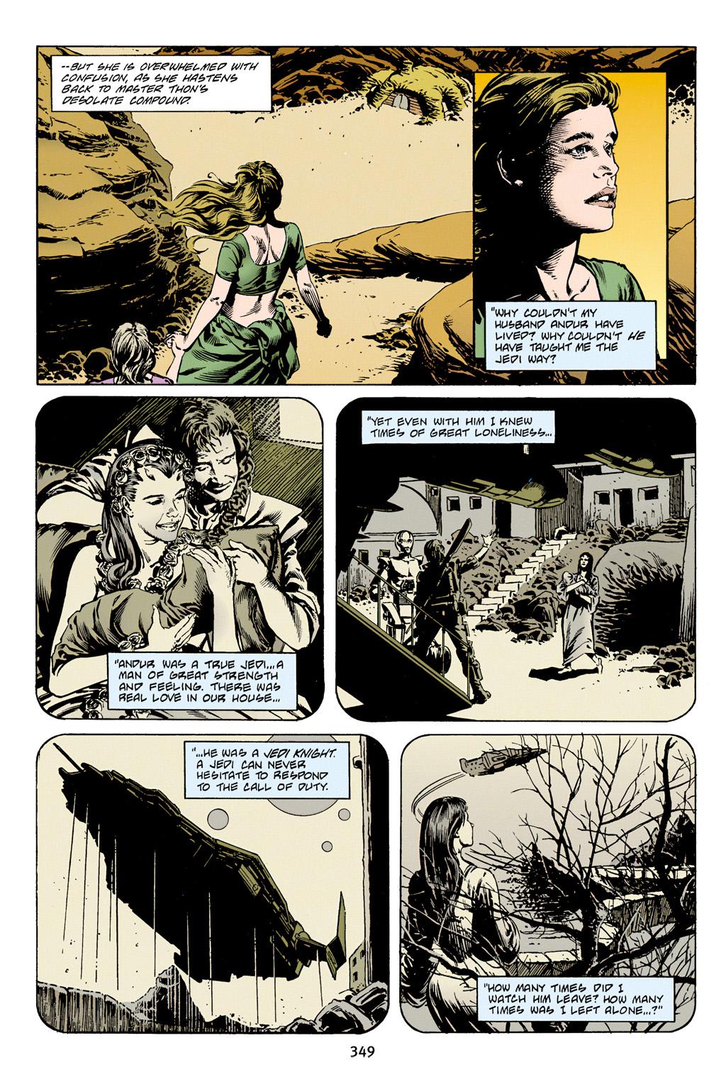 Read online Star Wars Omnibus comic -  Issue # Vol. 4 - 338