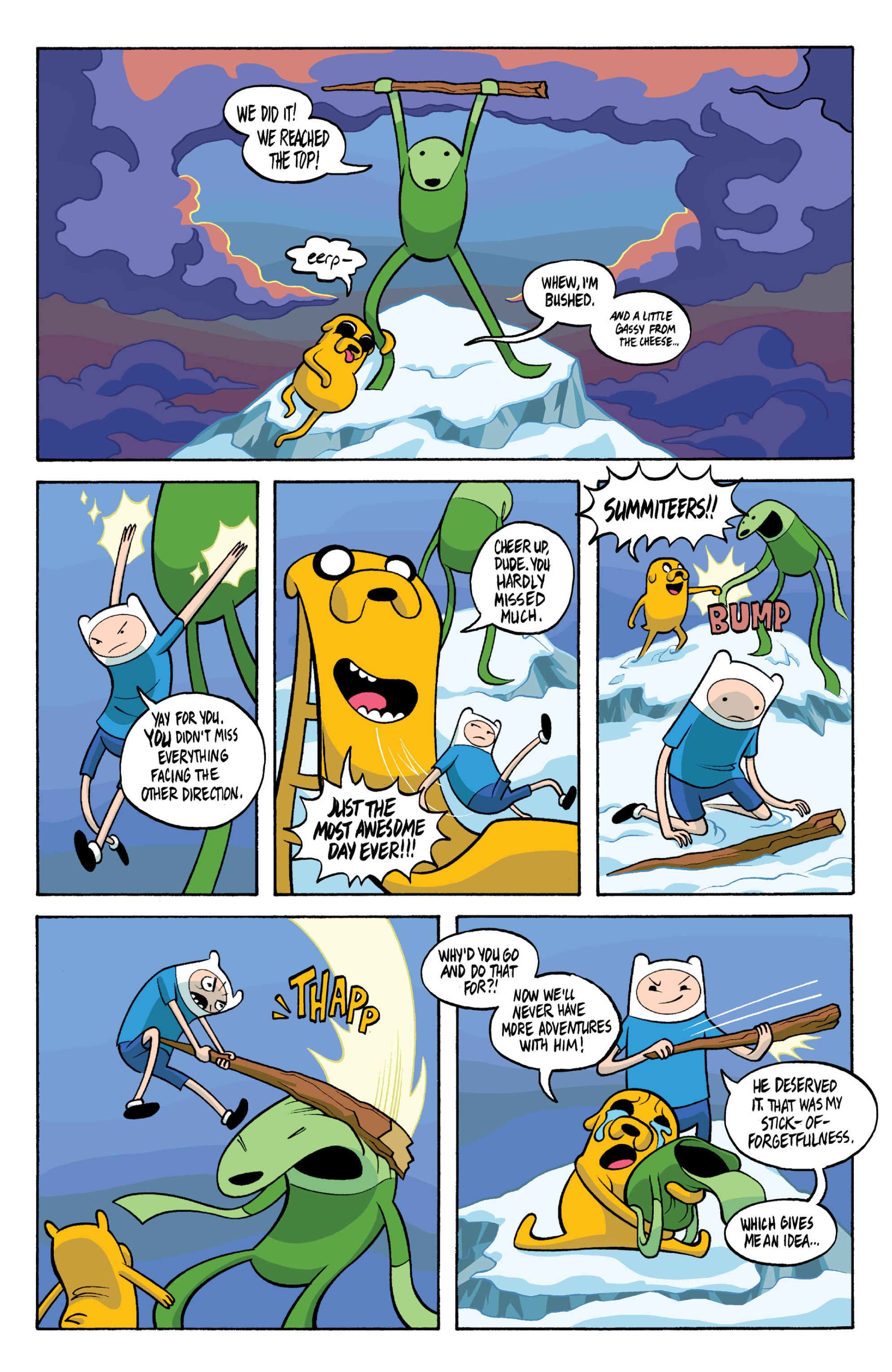 Read online Adventure Time comic -  Issue #Adventure Time _Annual 1 - 28