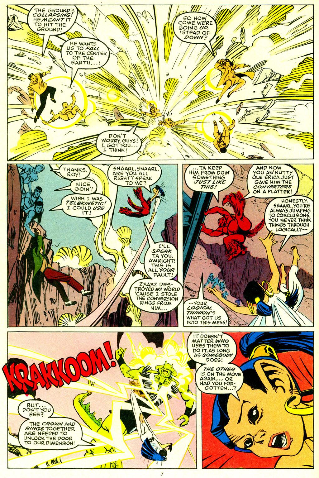Read online Spellbound comic -  Issue #6 - 8