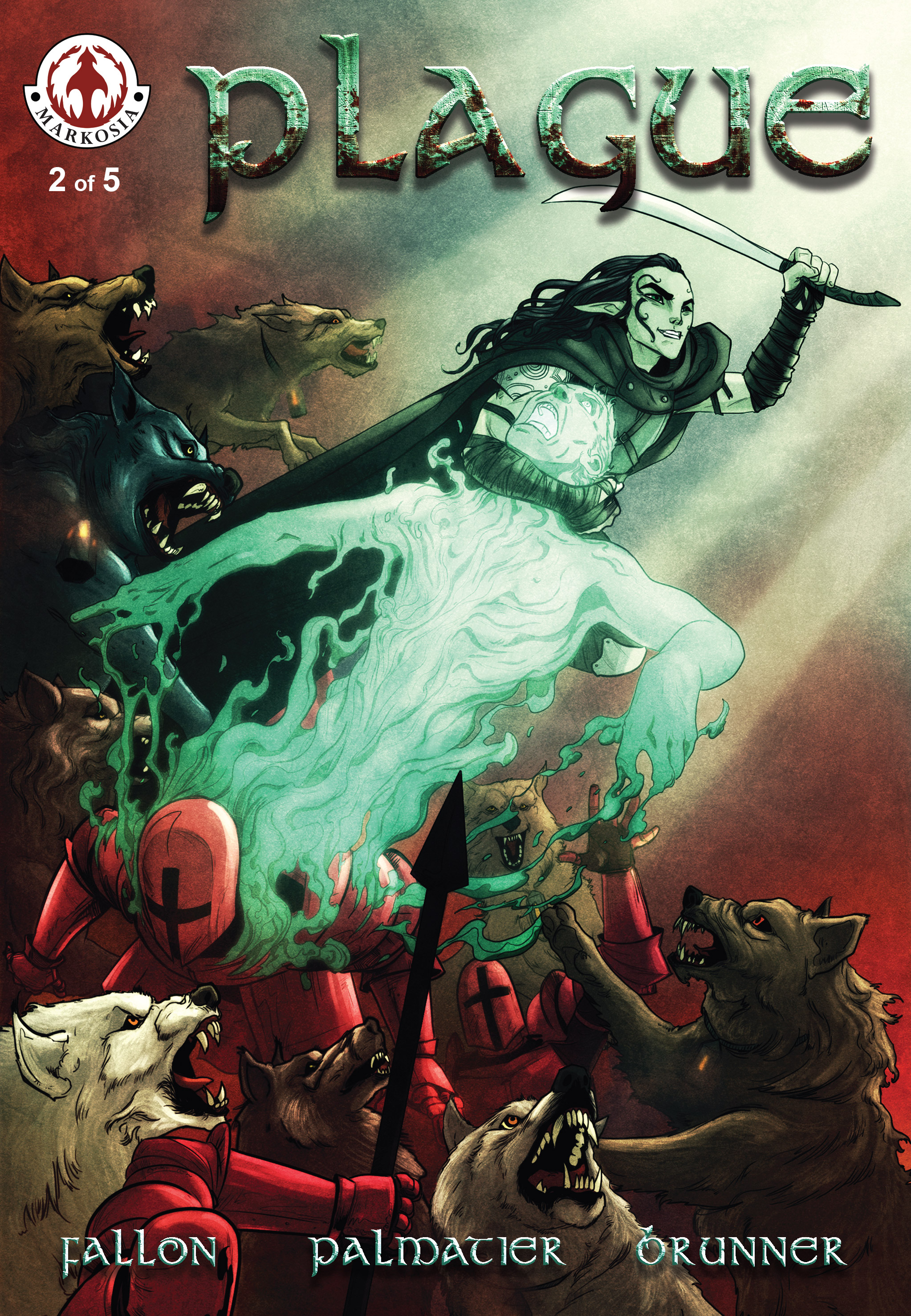 Read online Plague comic -  Issue #2 - 1