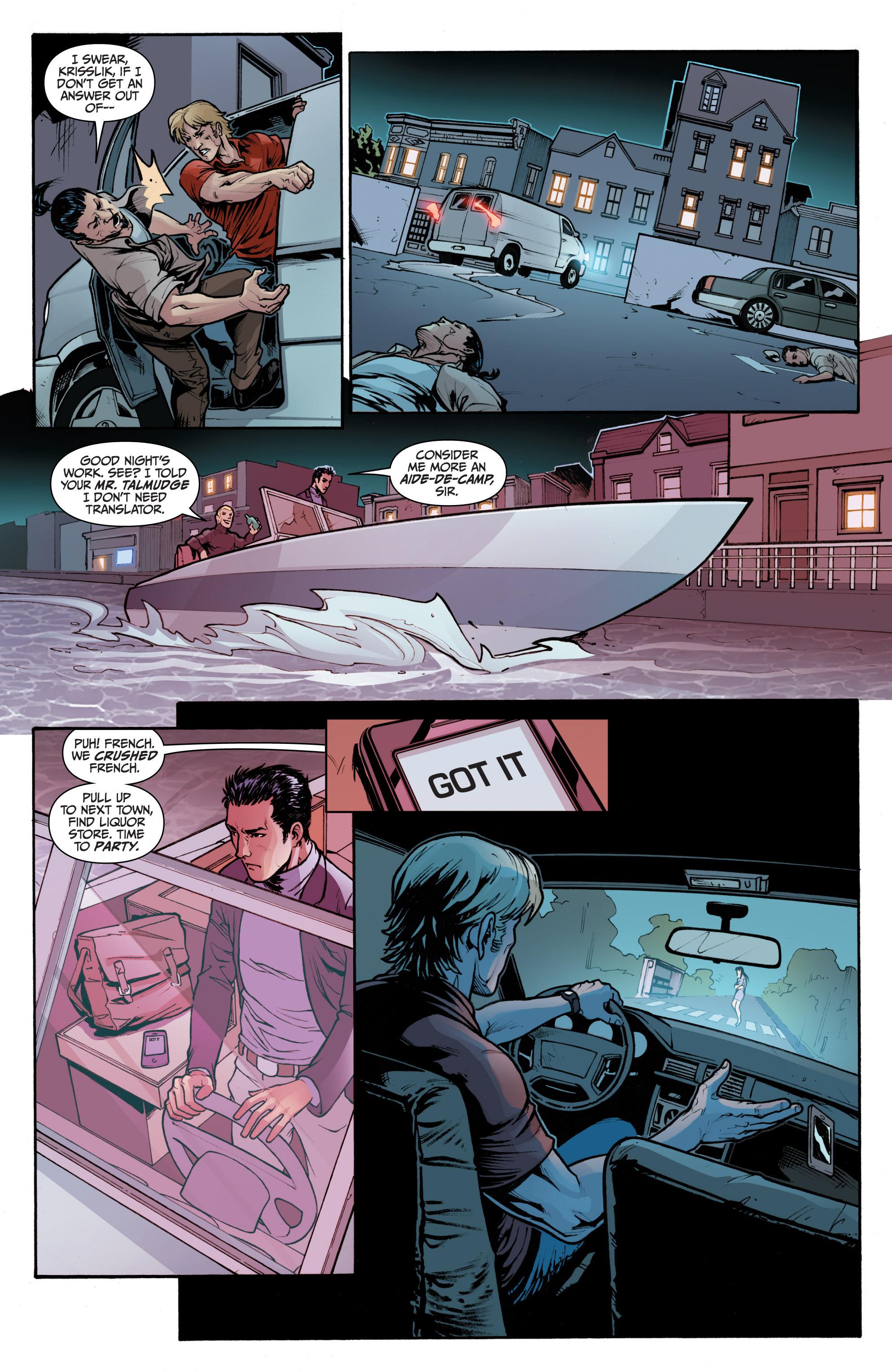 Read online 3 Guns comic -  Issue #2 - 18