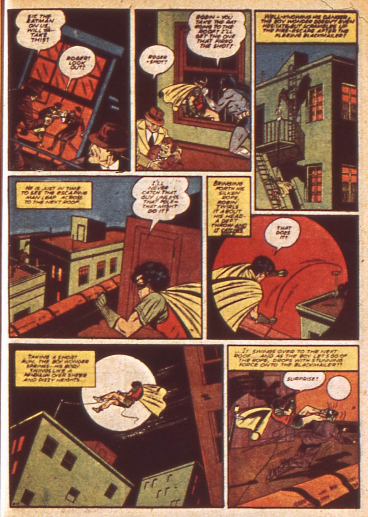 Read online Detective Comics (1937) comic -  Issue #47 - 13