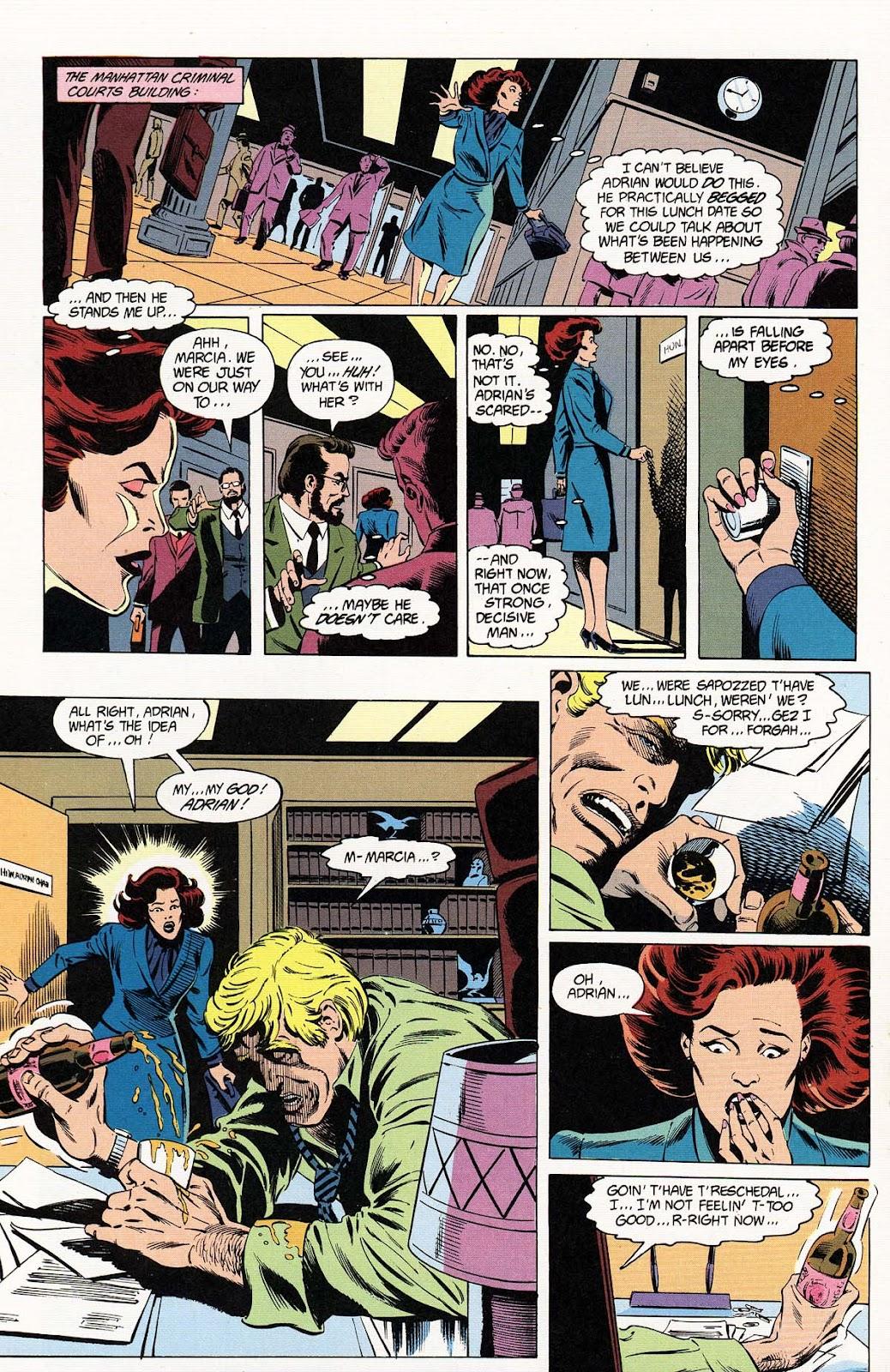 Vigilante (1983) issue 32 - Page 20