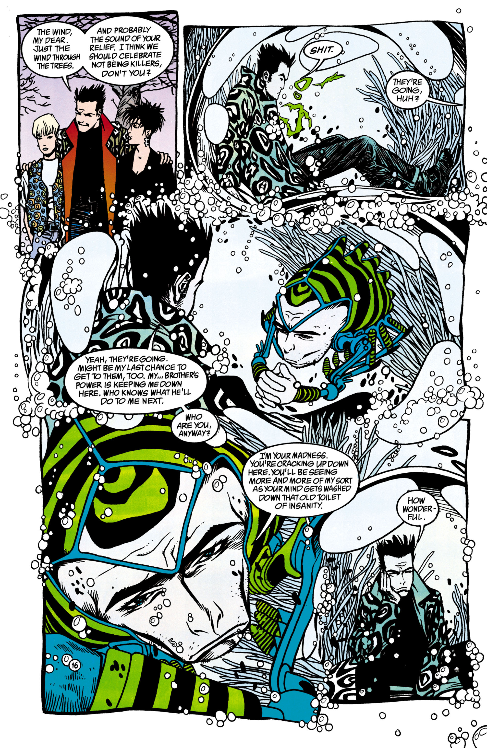 Read online Shade, the Changing Man comic -  Issue #38 - 17