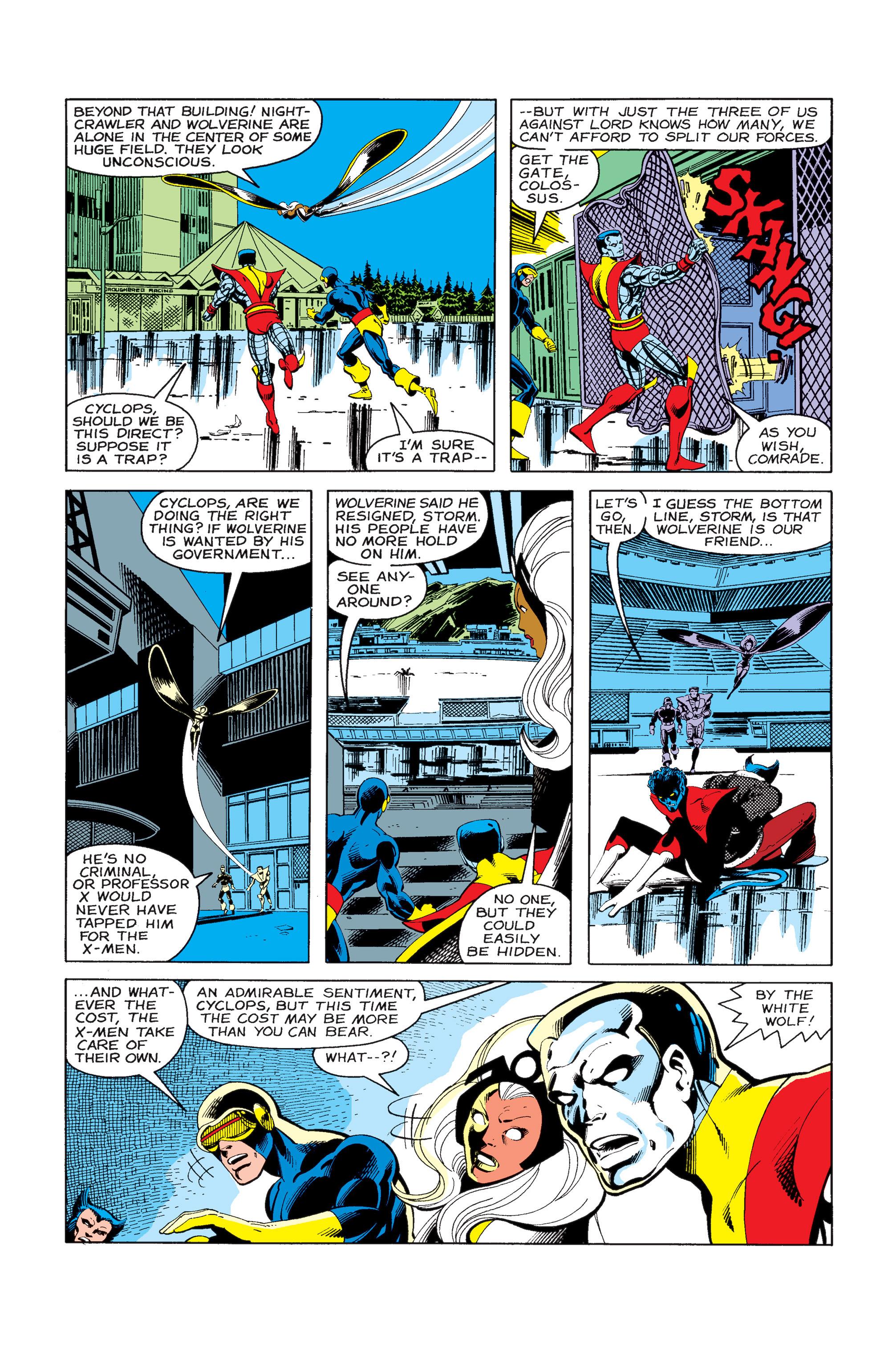 Uncanny X-Men (1963) 121 Page 4