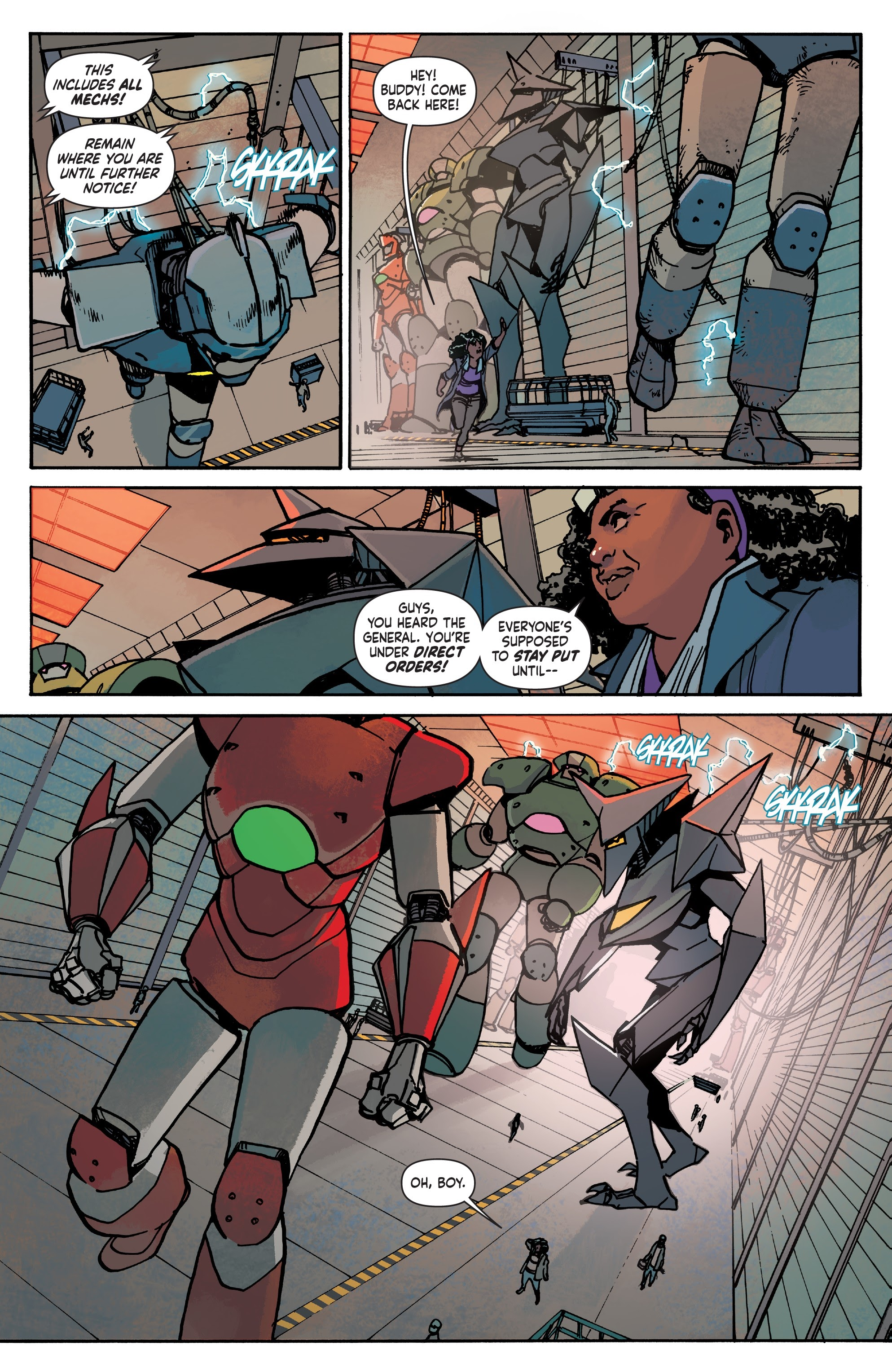 Mech Cadet Yu #_TPB_2 #15 - English 41