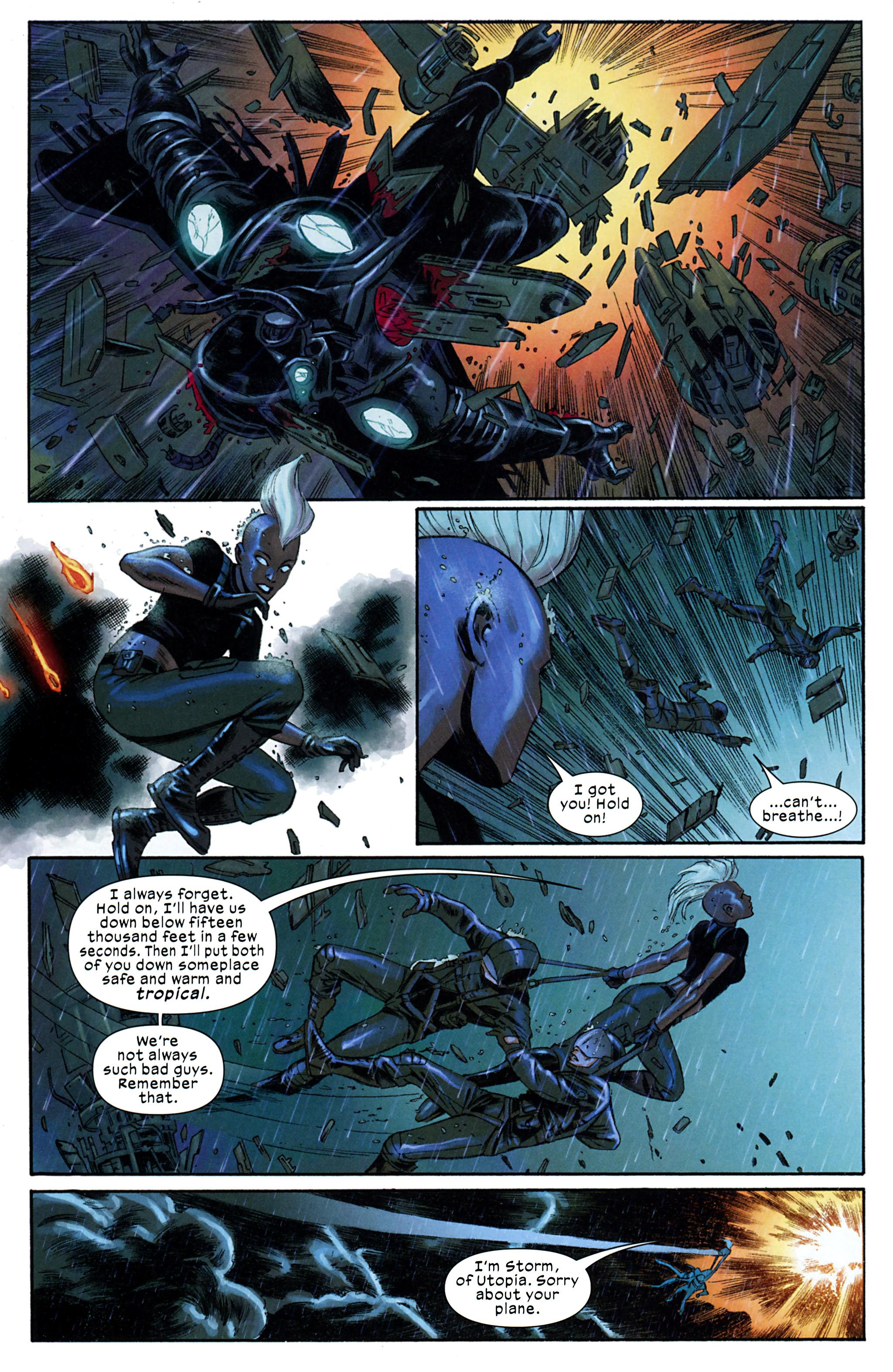 Read online Ultimate Comics X-Men comic -  Issue #32 - 15
