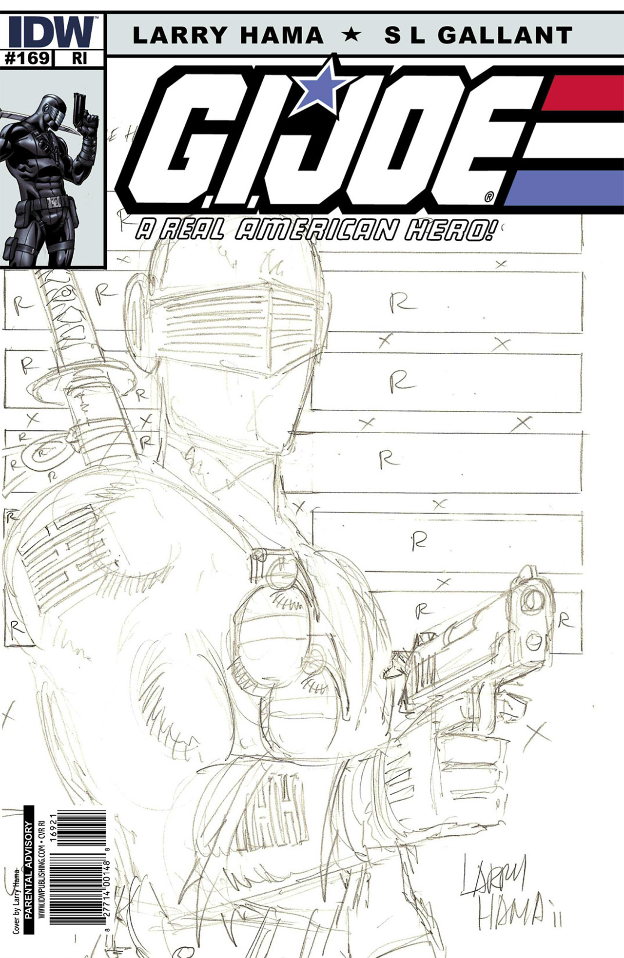 G.I. Joe: A Real American Hero 169 Page 2
