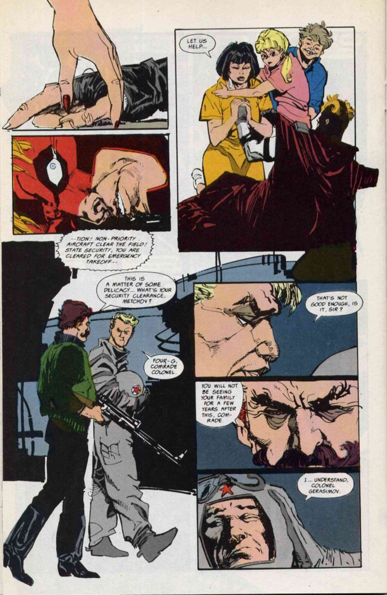 Read online Doctor Zero comic -  Issue #4 - 22