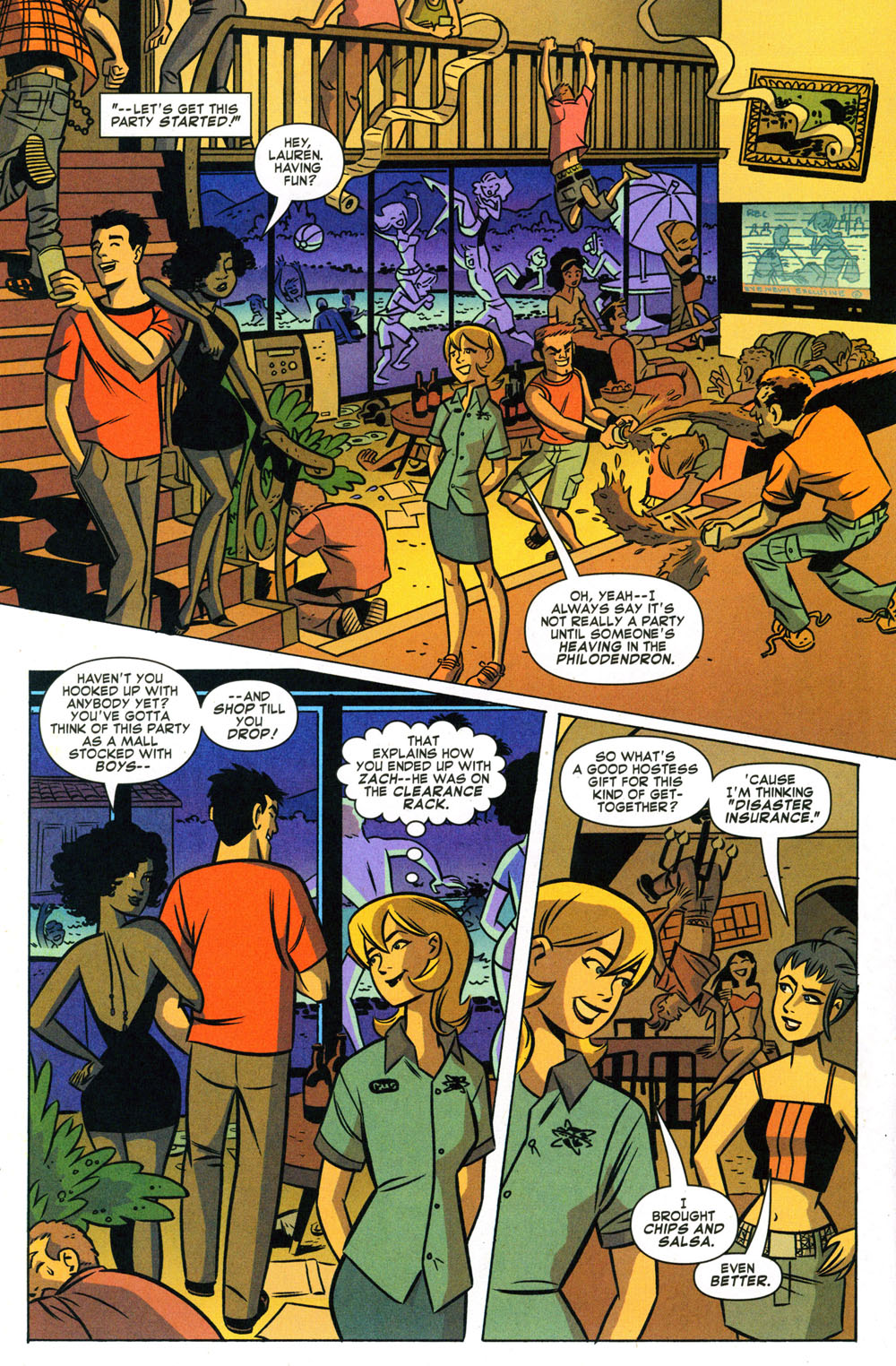 Read online Bad Girls comic -  Issue #2 - 13