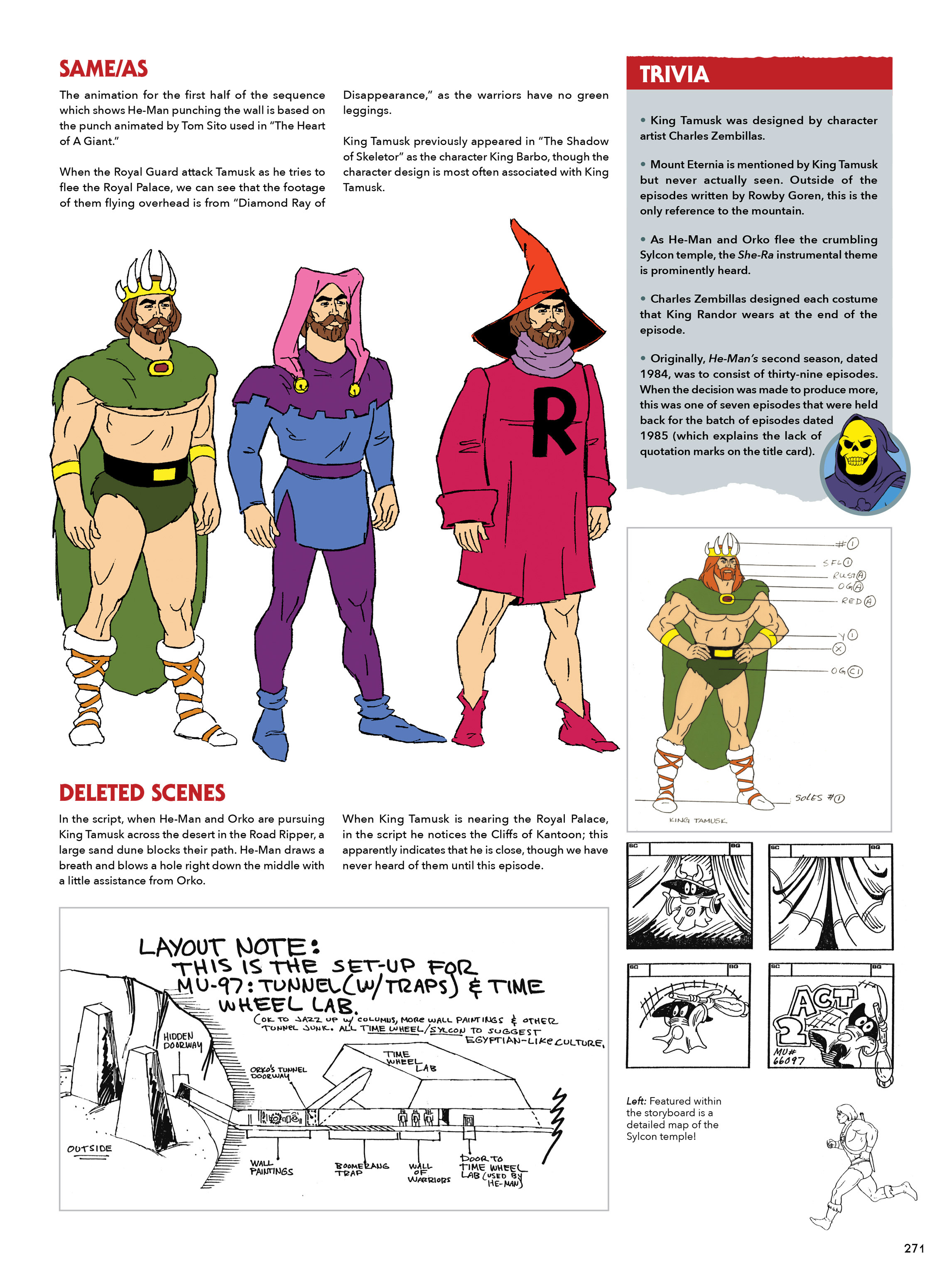 Read online He-Man and She-Ra: A Complete Guide to the Classic Animated Adventures comic -  Issue # TPB (Part 2) - 72