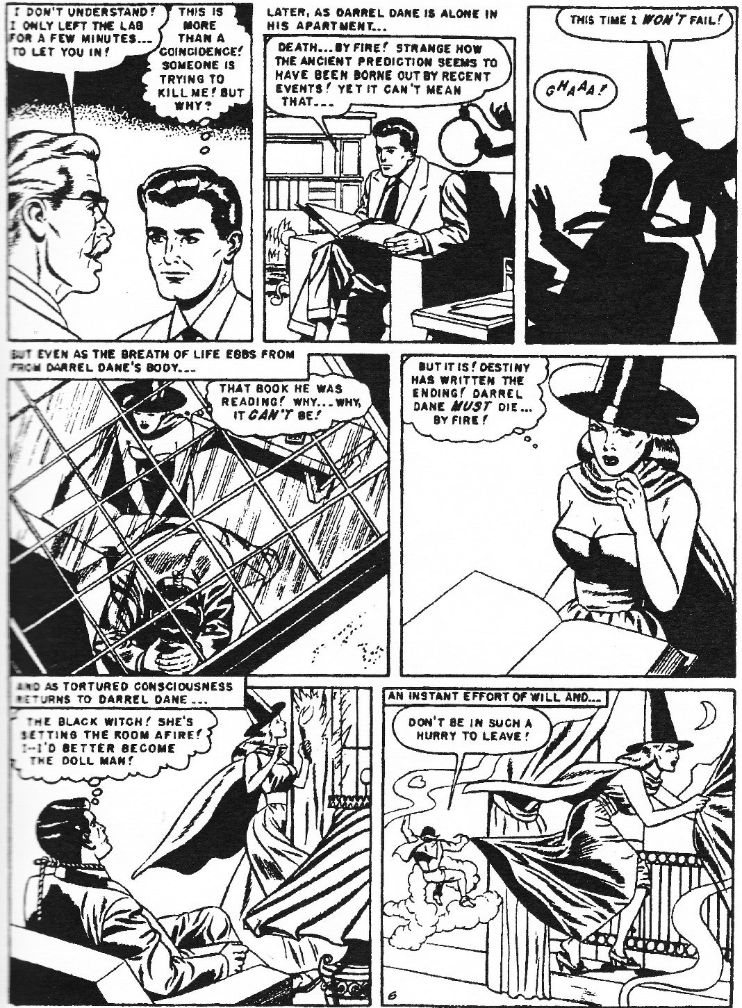Read online Men of Mystery Comics comic -  Issue #73 - 65