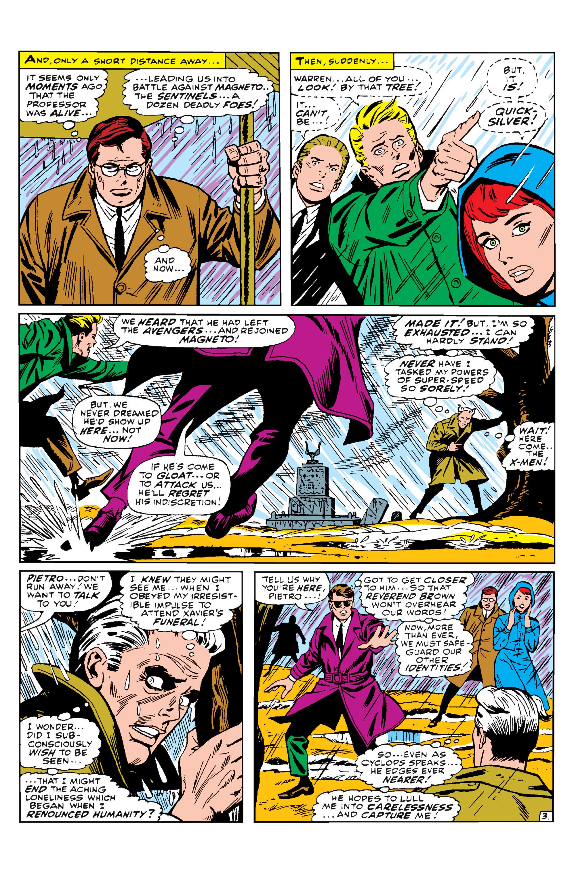 Uncanny X-Men (1963) 43 Page 3