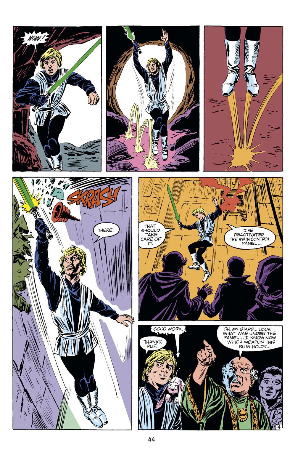 Read online Star Wars Omnibus comic -  Issue # Vol. 21 - 42