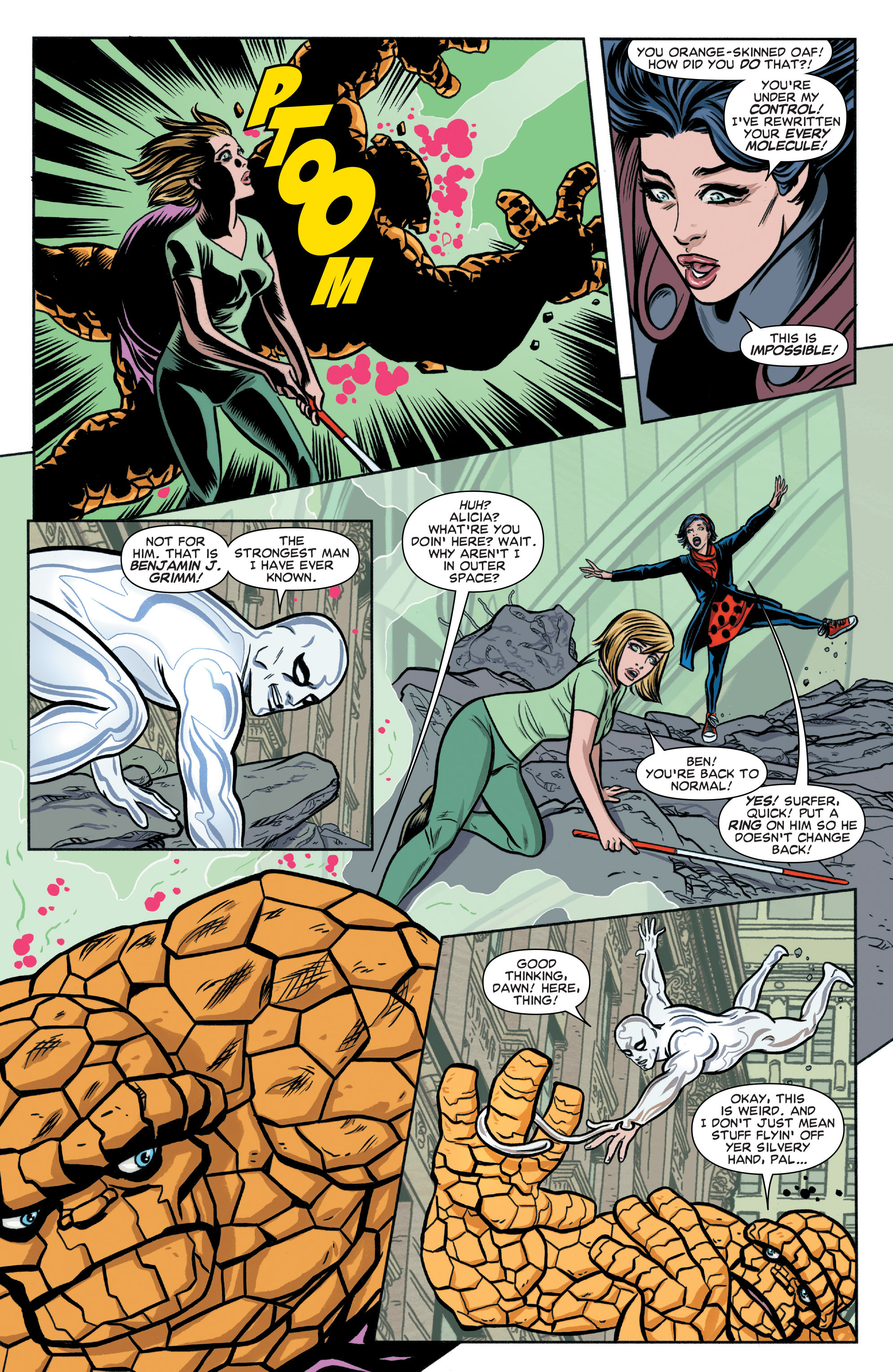 Read online Silver Surfer (2016) comic -  Issue #3 - 14
