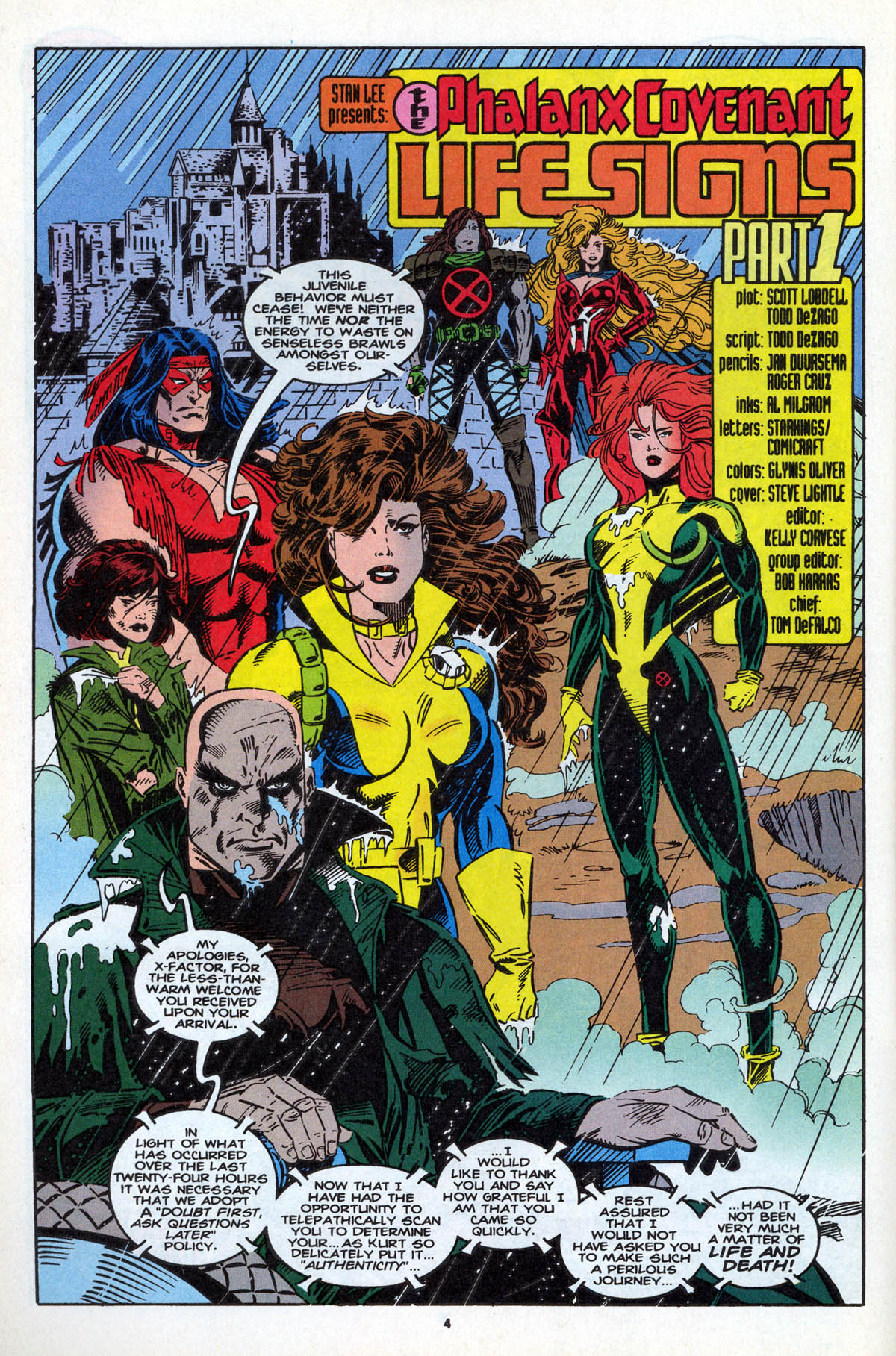 Read online X-Factor (1986) comic -  Issue #106 - 7