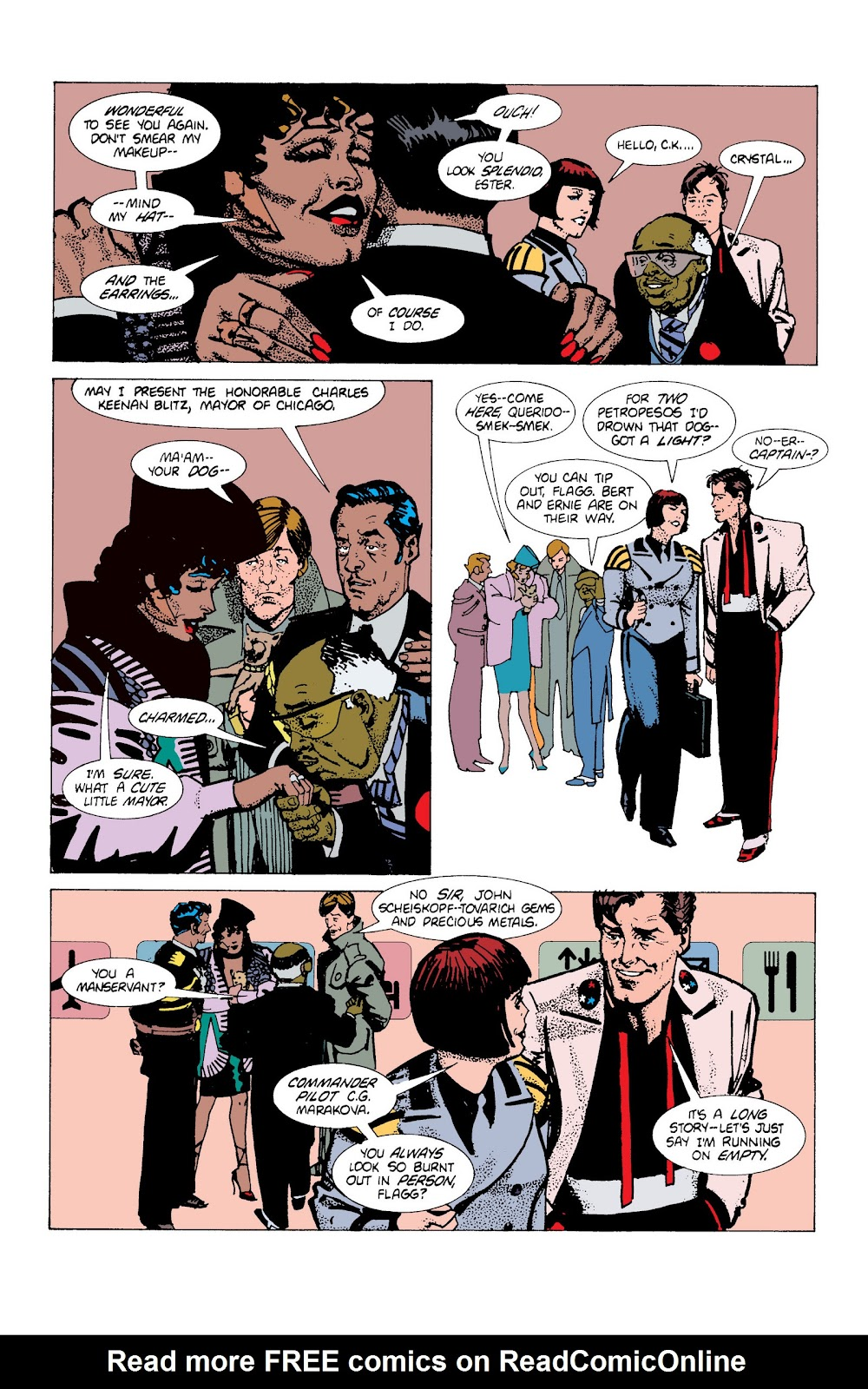 American Flagg! issue Definitive Collection (Part 1) - Page 68