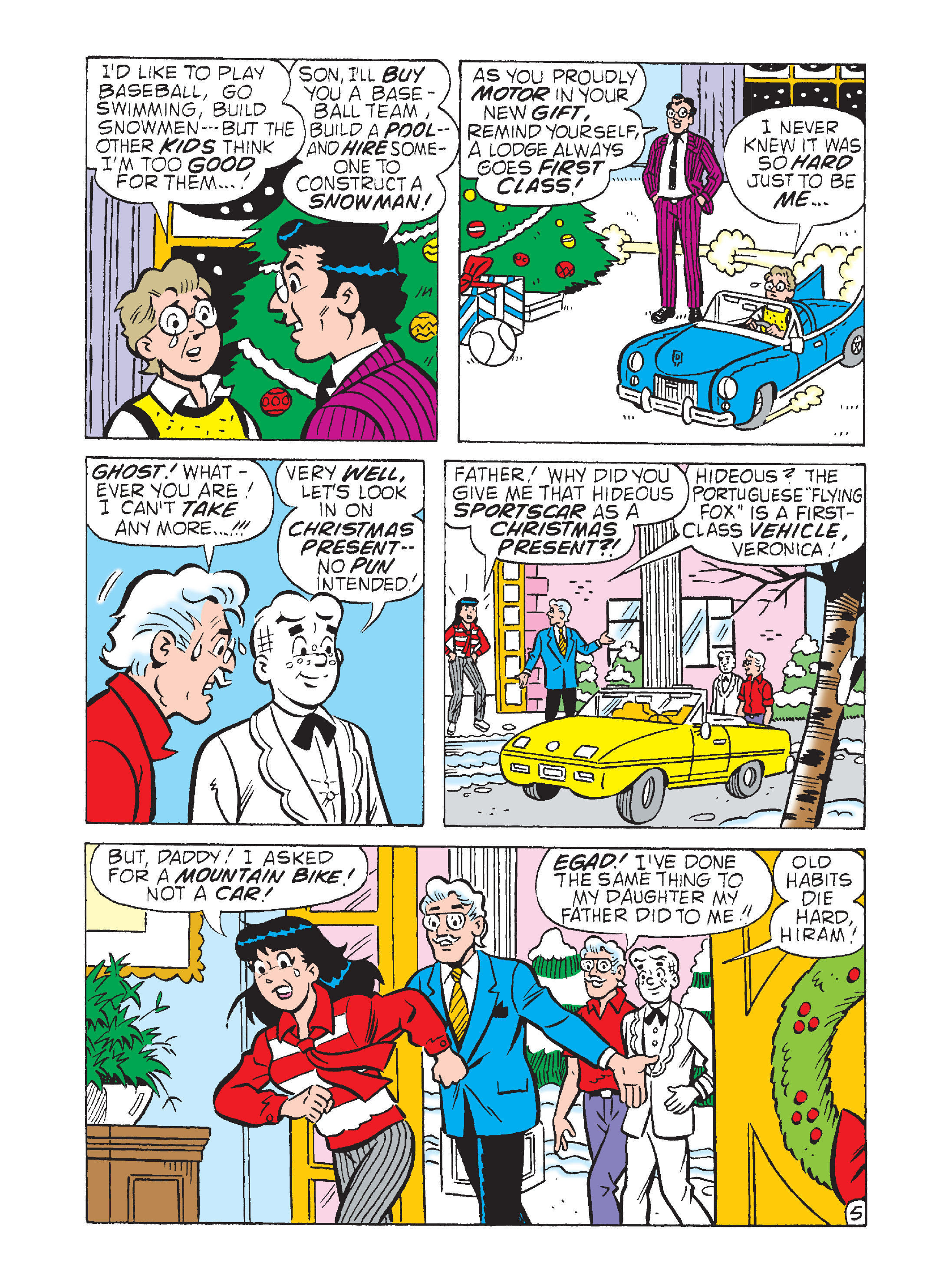 Read online Archie's Funhouse Double Digest comic -  Issue #10 - 24