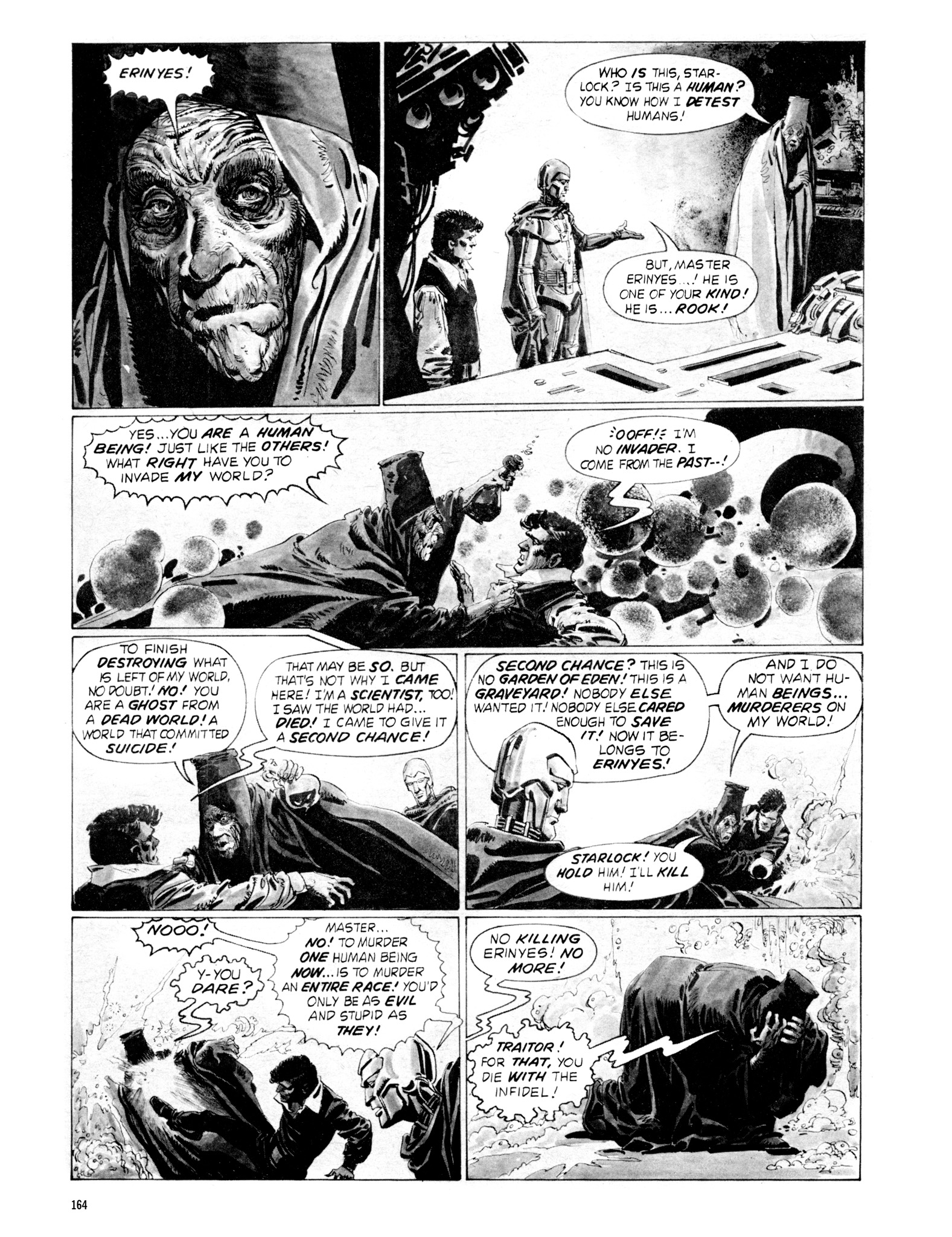 Read online Eerie Archives comic -  Issue # TPB 18 - 161