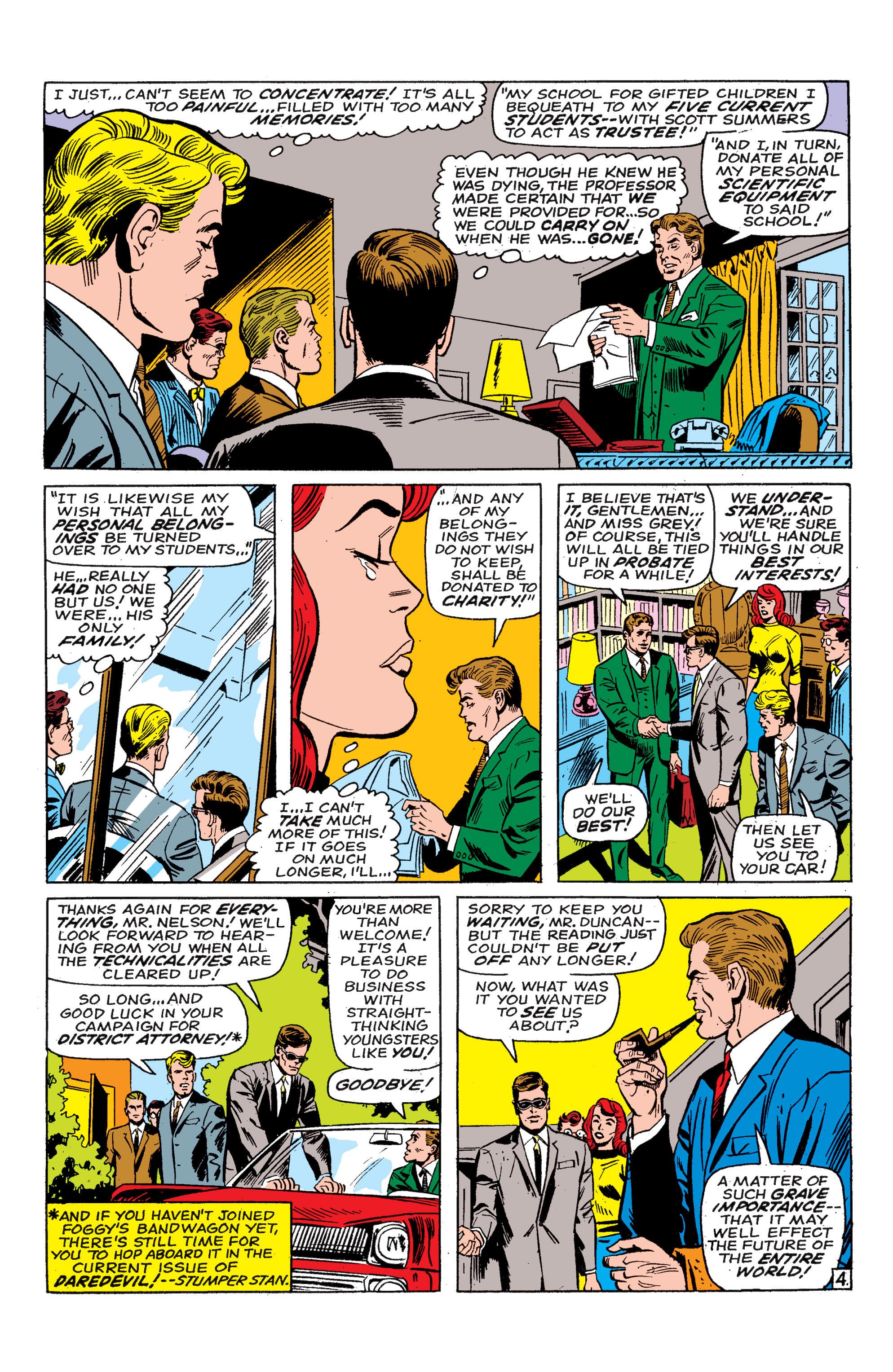 Read online Uncanny X-Men (1963) comic -  Issue #46 - 5