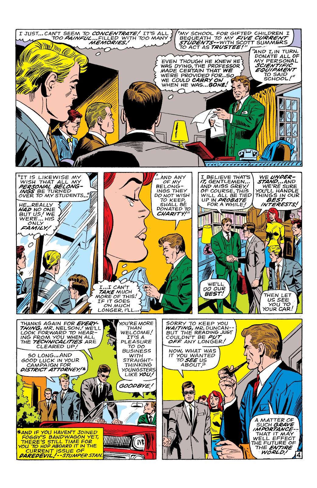 Uncanny X-Men (1963) issue 46 - Page 5