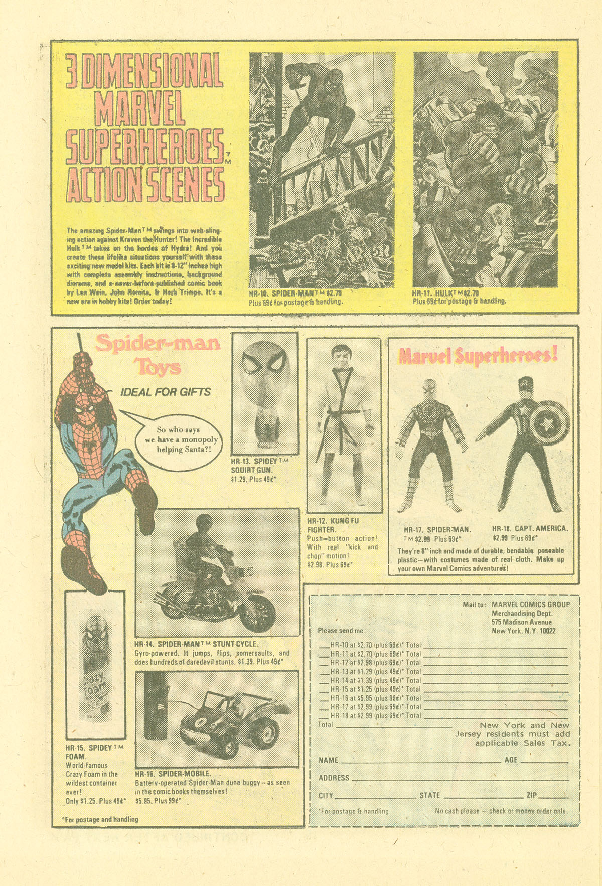 Read online Sgt. Fury comic -  Issue #124 - 22