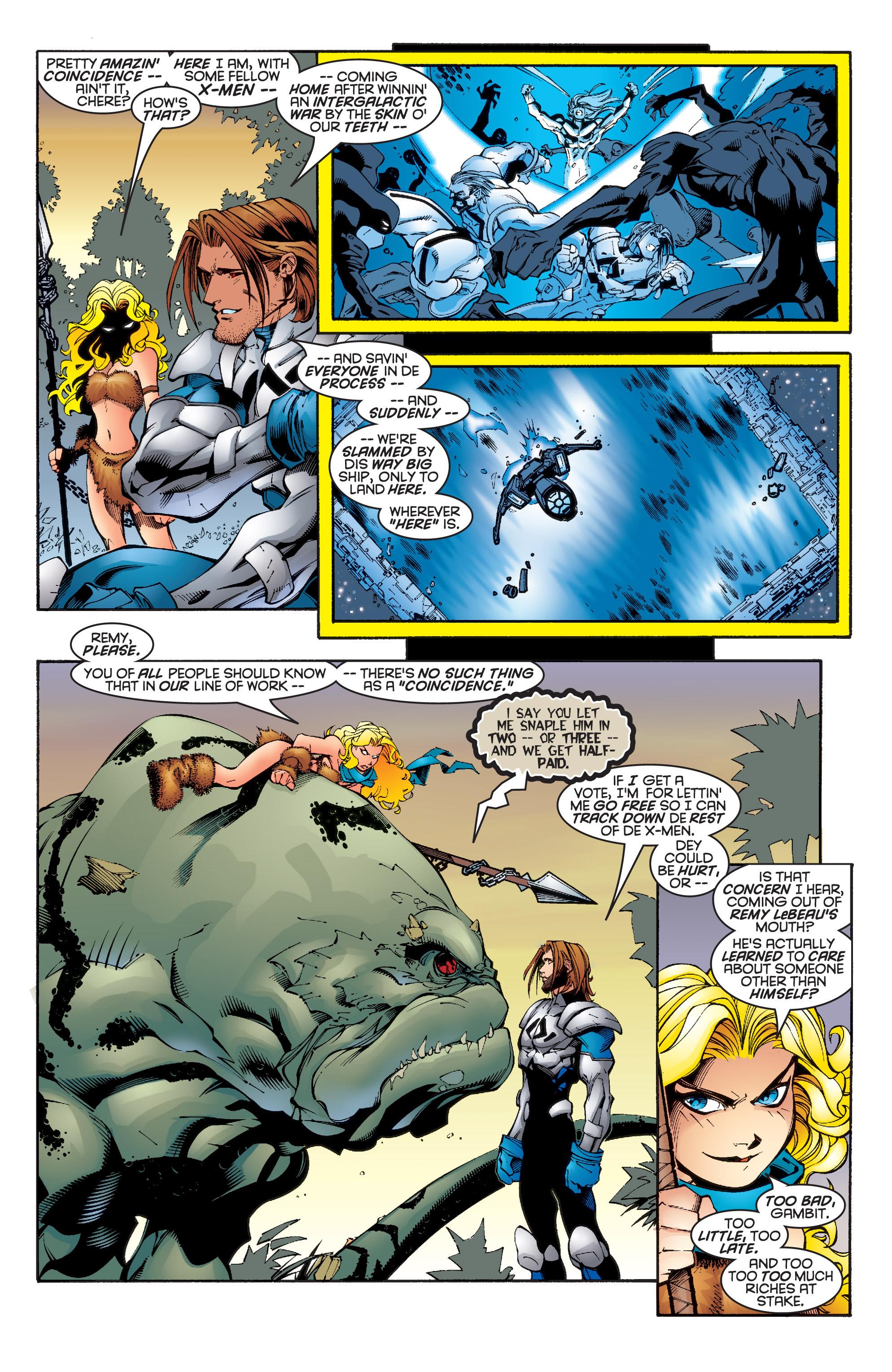 Read online Uncanny X-Men (1963) comic -  Issue #347 - 5