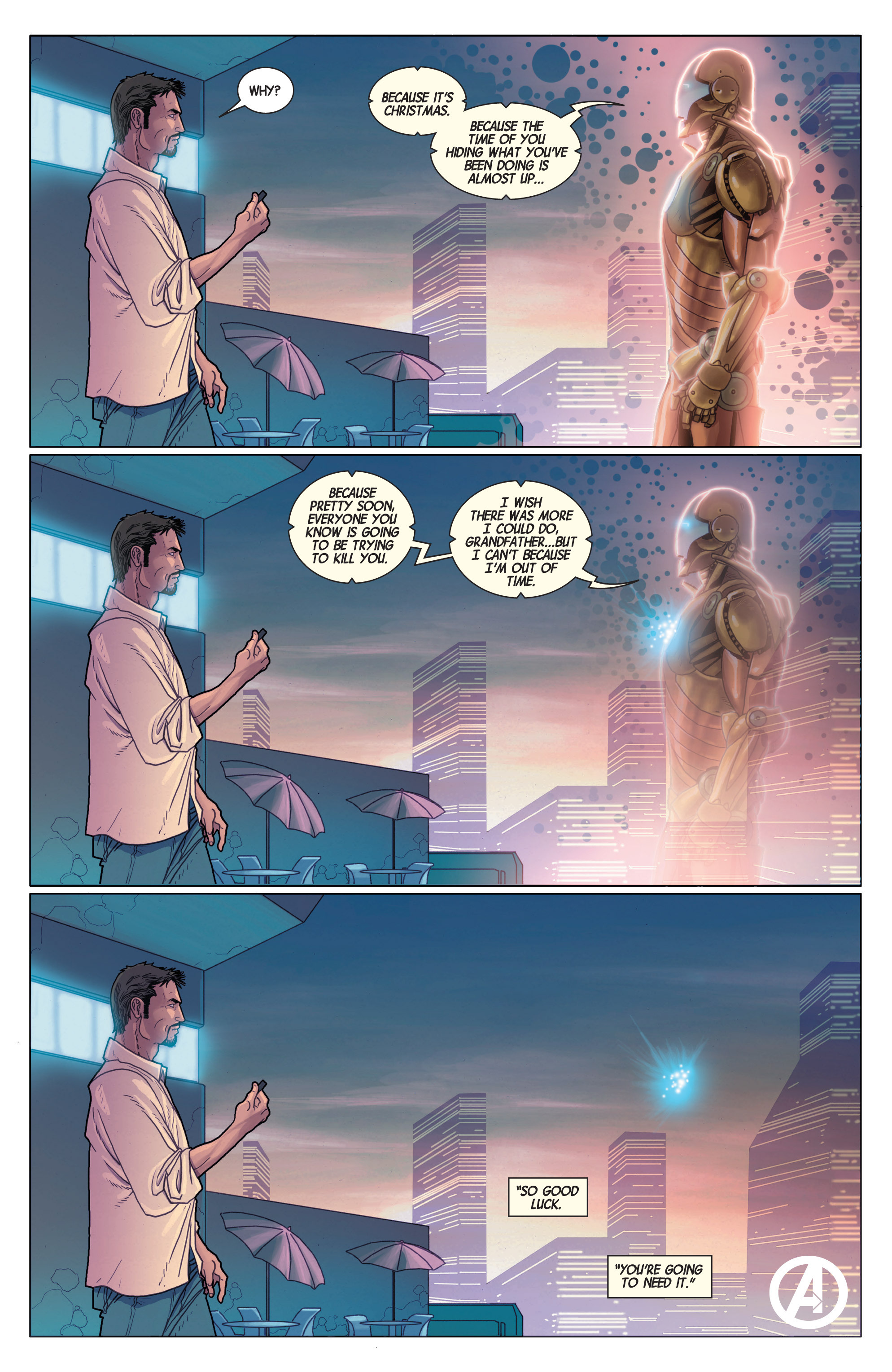Read online Avengers (2013) comic -  Issue #Avengers (2013) _TPB 5 - 36
