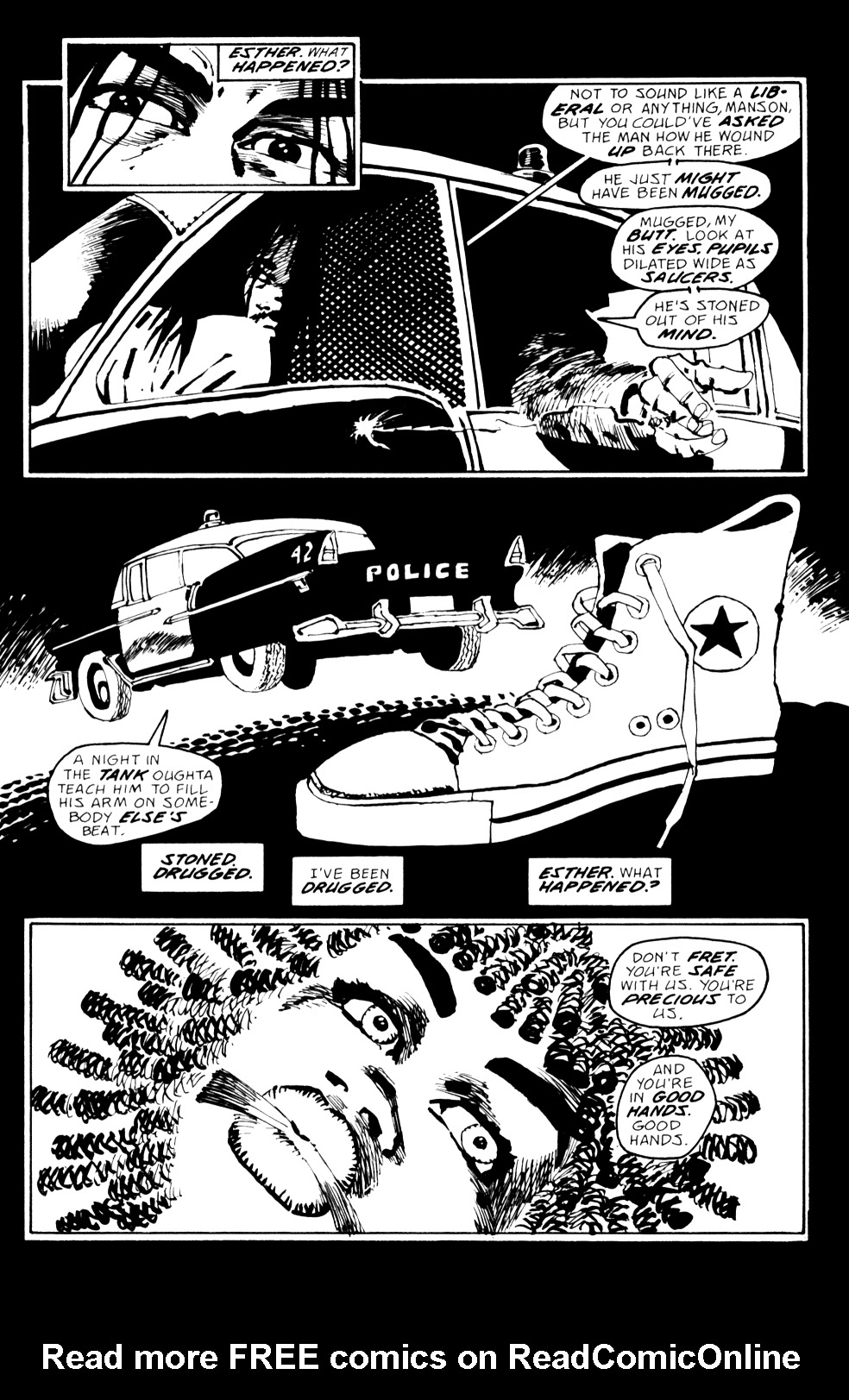 Read online Sin City: Hell and Back comic -  Issue #2 - 8