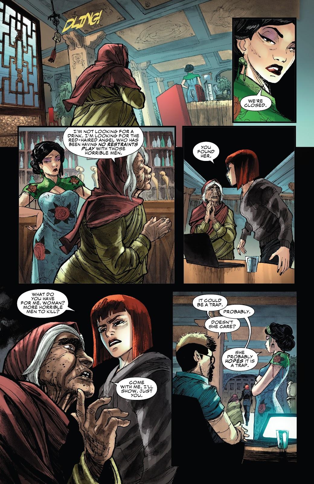 Read online Black Widow (2019) comic -  Issue #2 - 15