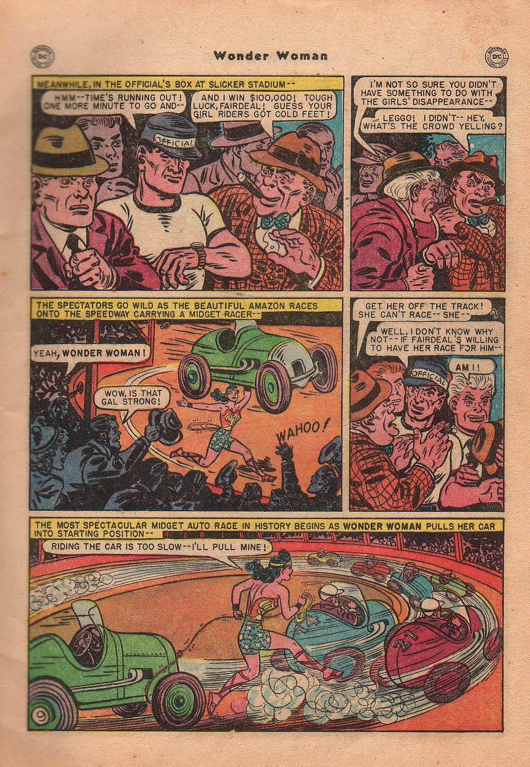 Read online Wonder Woman (1942) comic -  Issue #42 - 12