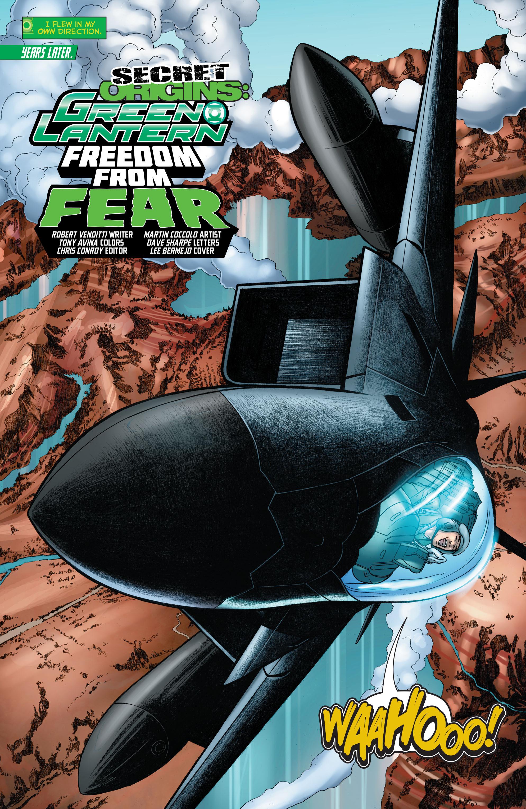 Read online Secret Origins (2014) comic -  Issue #3 - 4