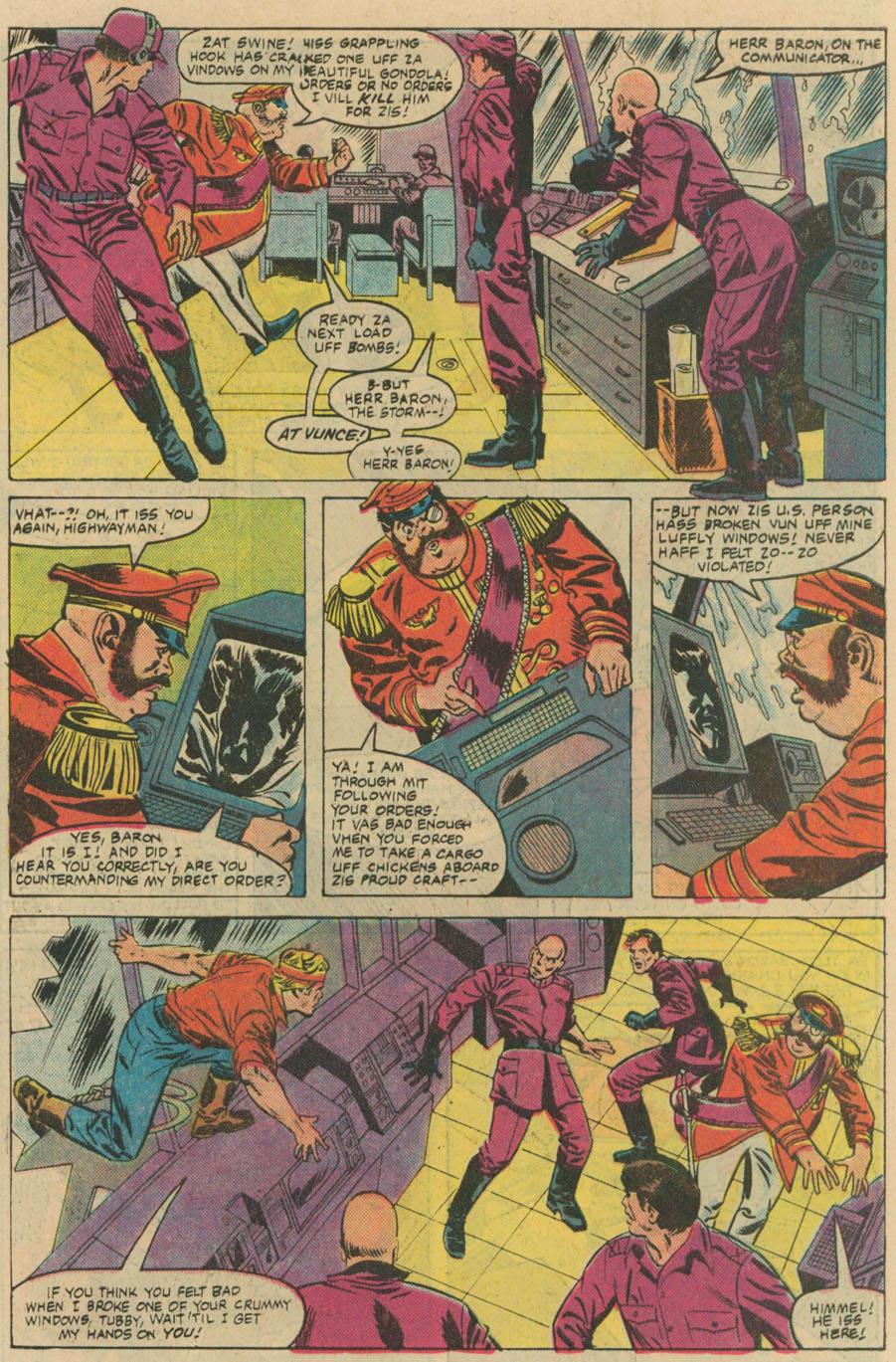 Read online U.S. 1 comic -  Issue #4 - 20